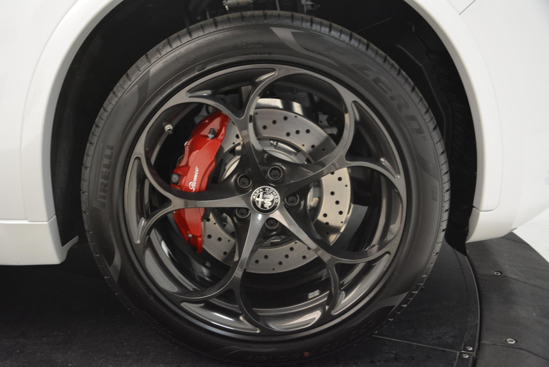 Used 2019 Alfa Romeo Stelvio Quadrifoglio For Sale In Westport, CT 2977_p25