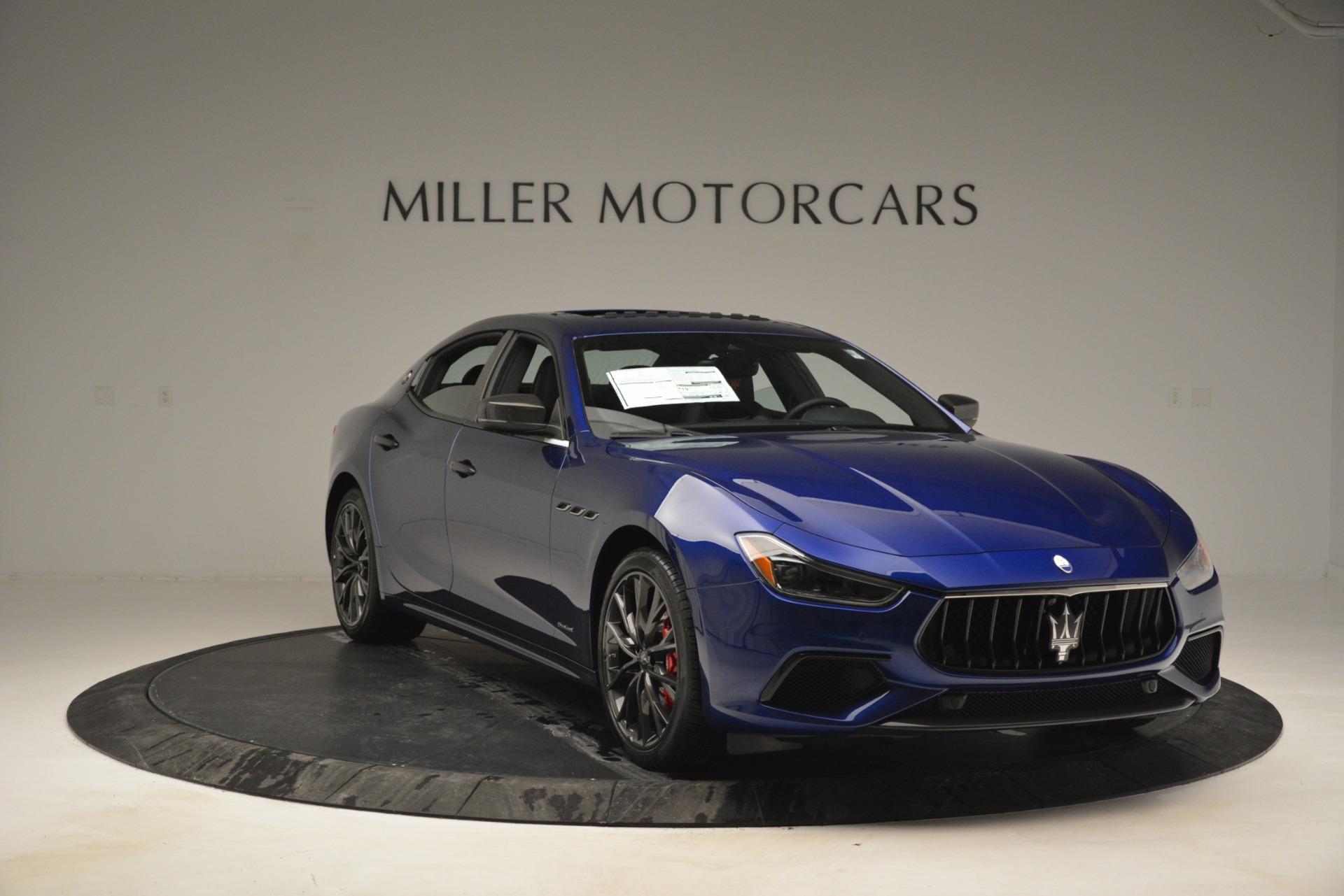 New 2019 Maserati Ghibli S Q4 GranSport For Sale In Westport, CT 2978_p11