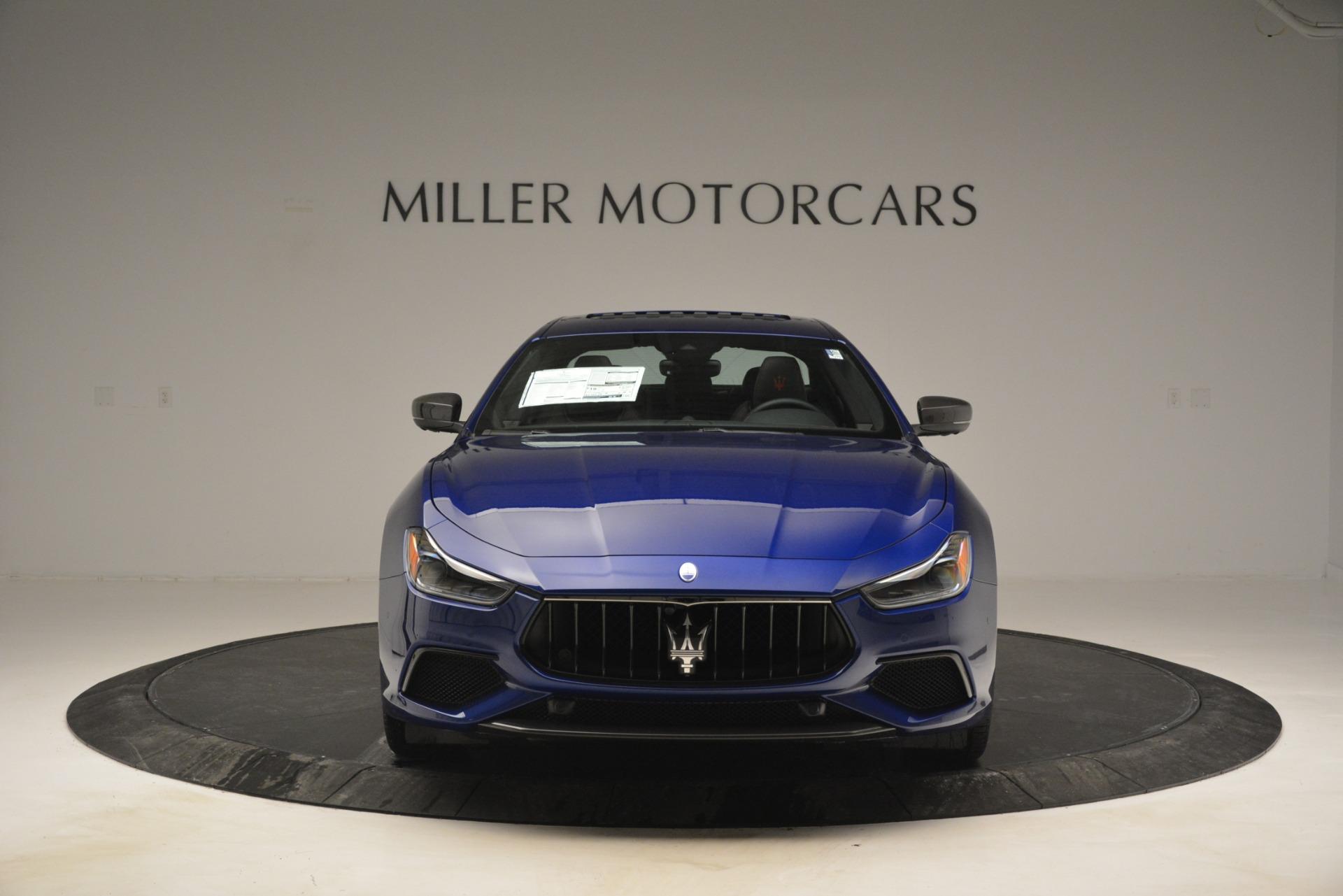 New 2019 Maserati Ghibli S Q4 GranSport For Sale In Westport, CT 2978_p12