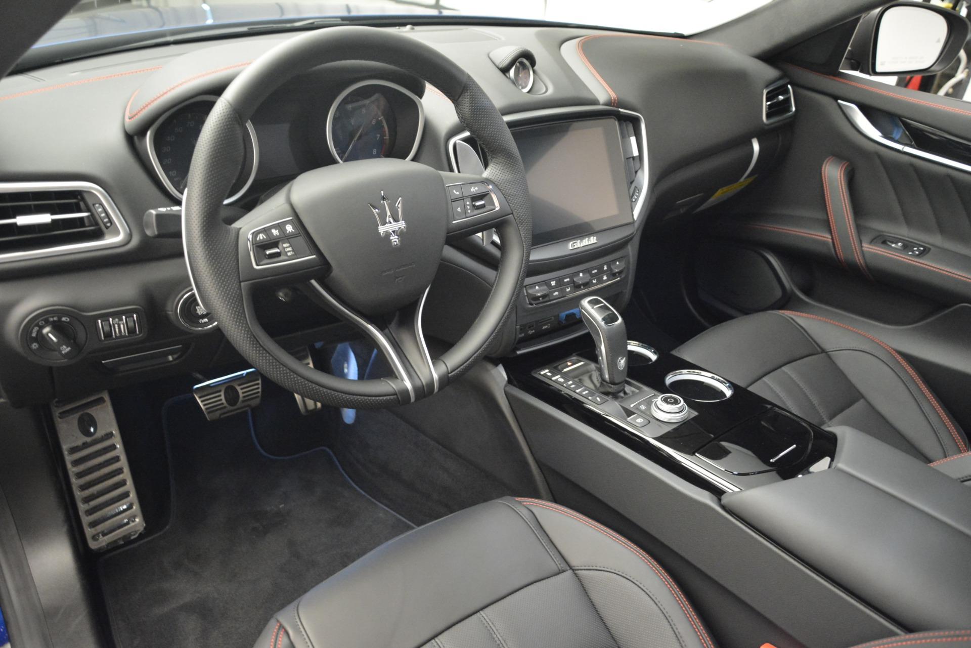 New 2019 Maserati Ghibli S Q4 GranSport For Sale In Westport, CT 2978_p14