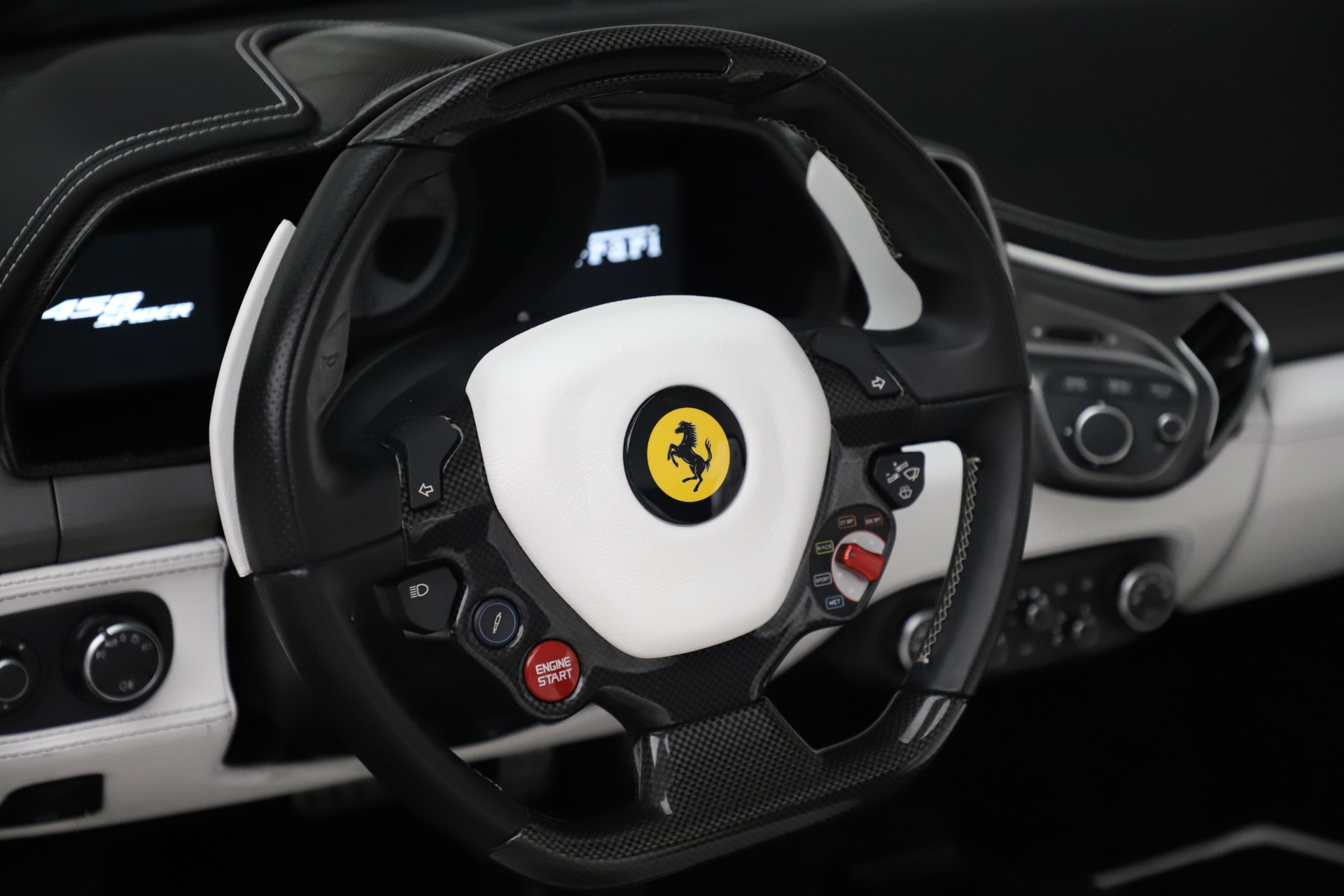 Used 2015 Ferrari 458 Spider  For Sale In Westport, CT 2979_p20