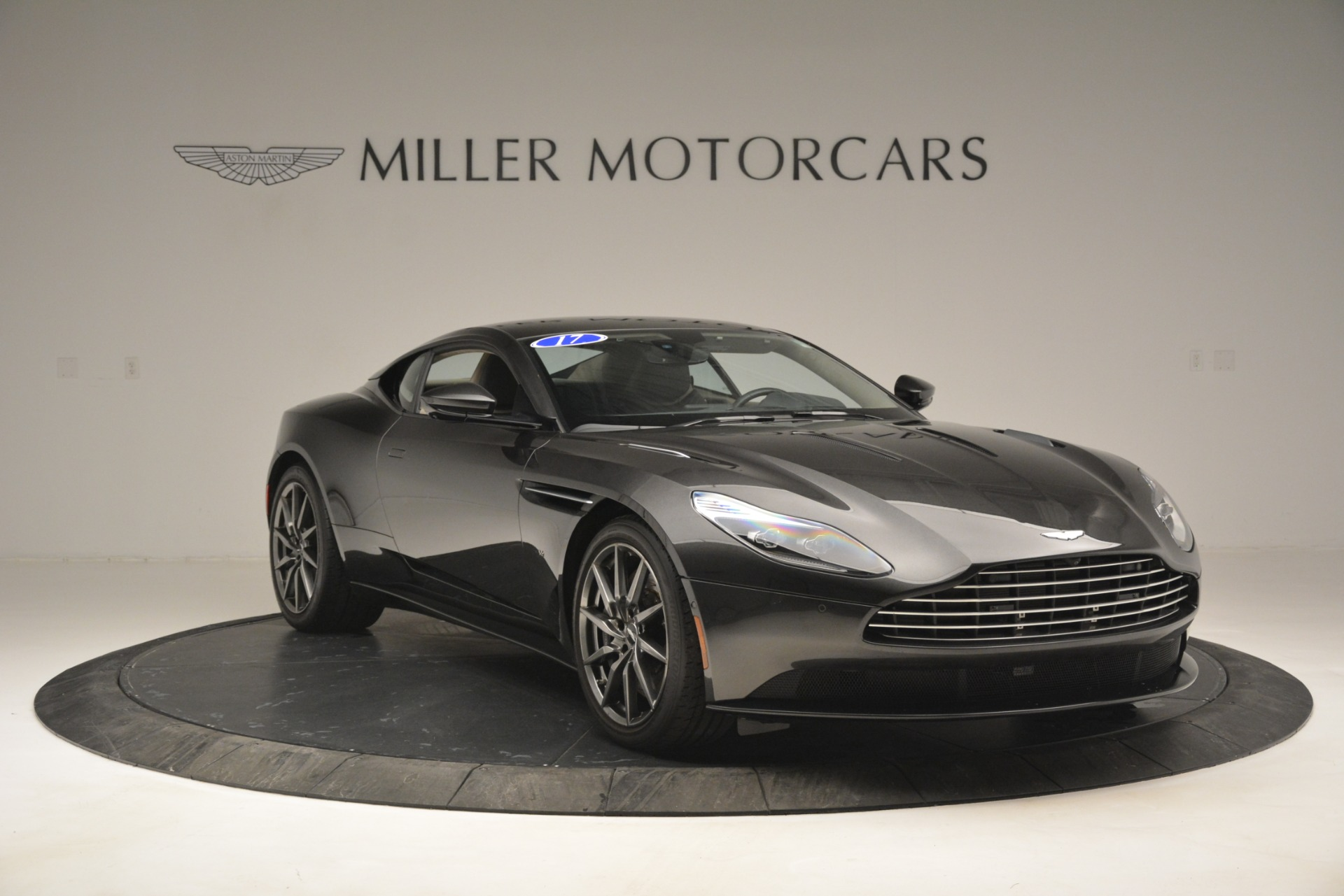 Used 2017 Aston Martin DB11 V12 Coupe For Sale In Westport, CT 2988_p11