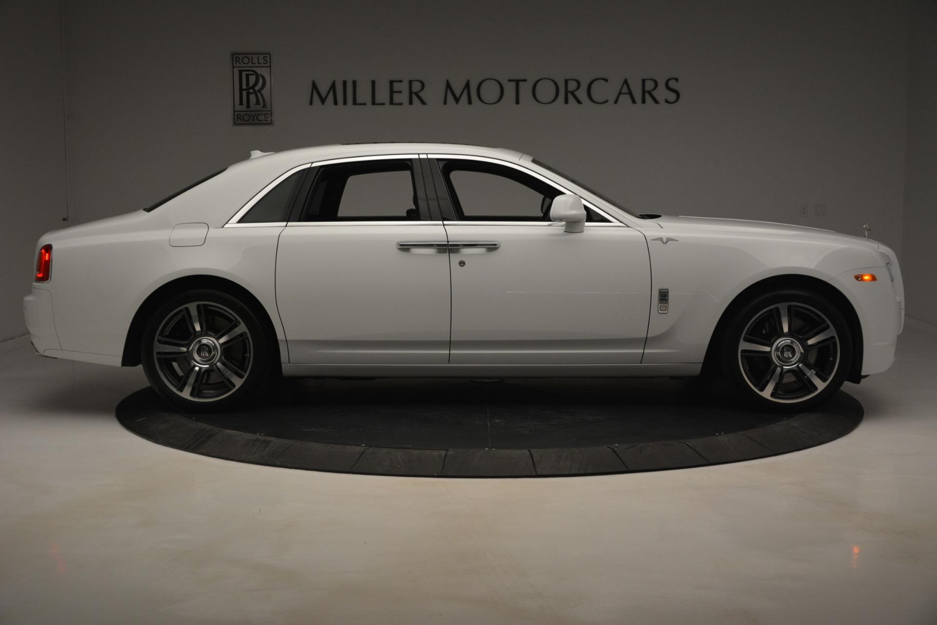 Used 2014 Rolls-Royce Ghost V-Spec For Sale In Westport, CT 2989_p11