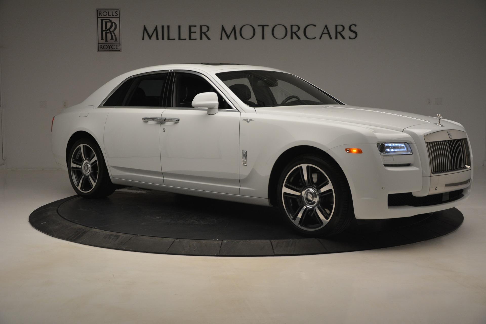 Used 2014 Rolls-Royce Ghost V-Spec For Sale In Westport, CT 2989_p12