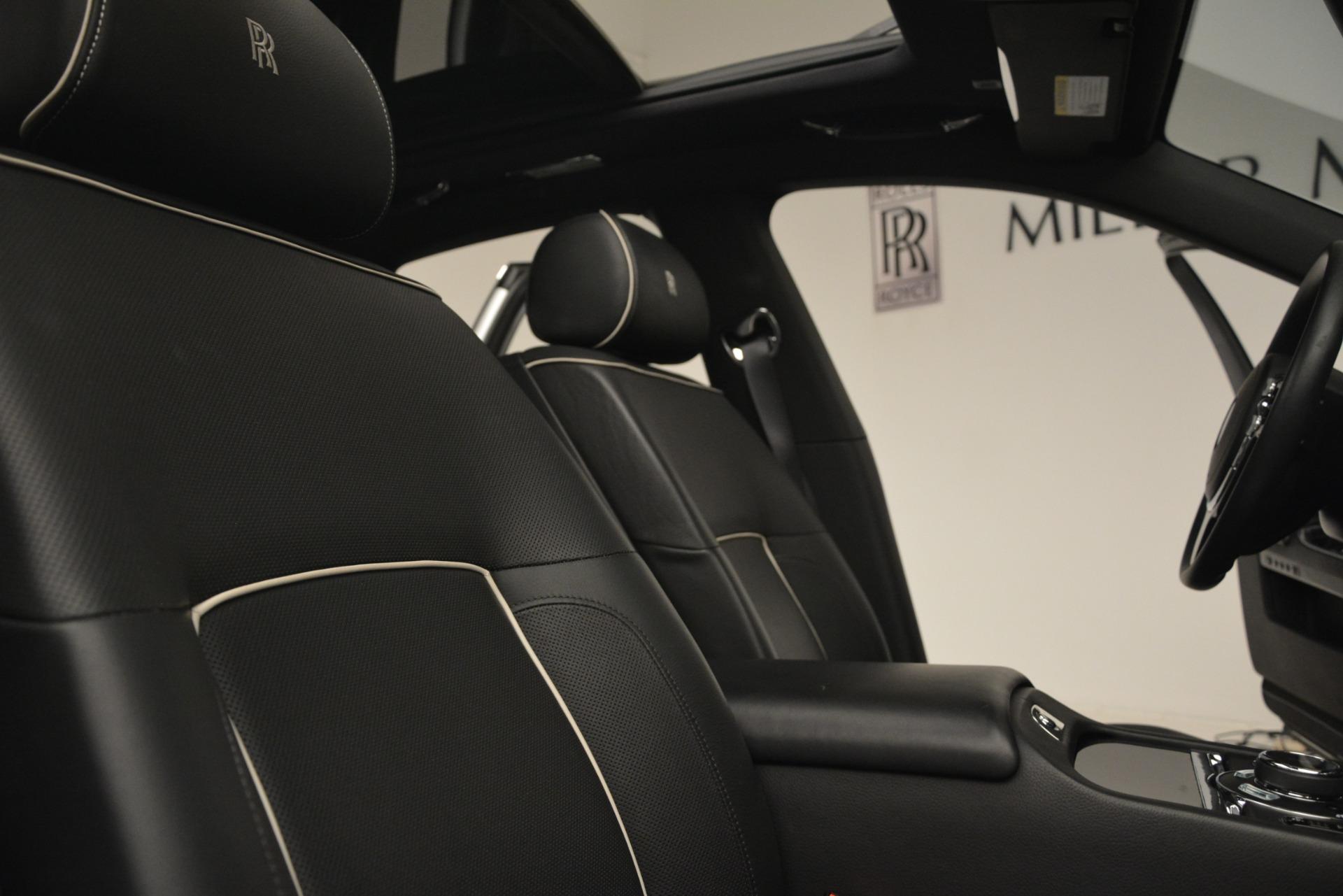 Used 2014 Rolls-Royce Ghost V-Spec For Sale In Westport, CT 2989_p24