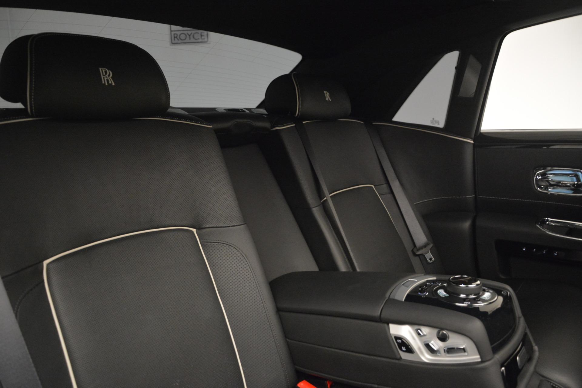 Used 2014 Rolls-Royce Ghost V-Spec For Sale In Westport, CT 2989_p25