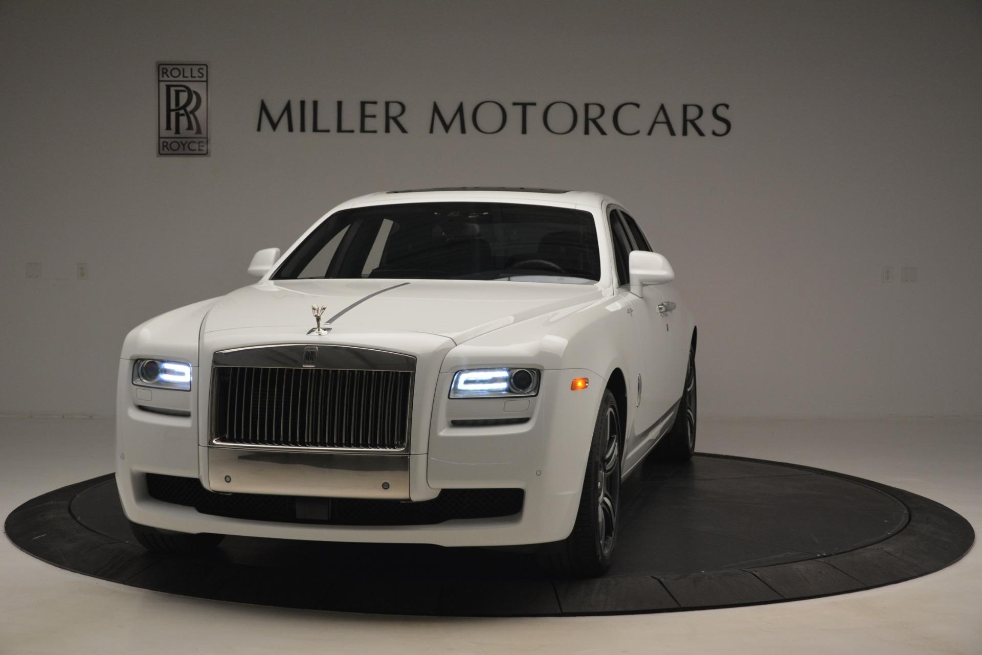 Used 2014 Rolls-Royce Ghost V-Spec For Sale In Westport, CT 2989_p3