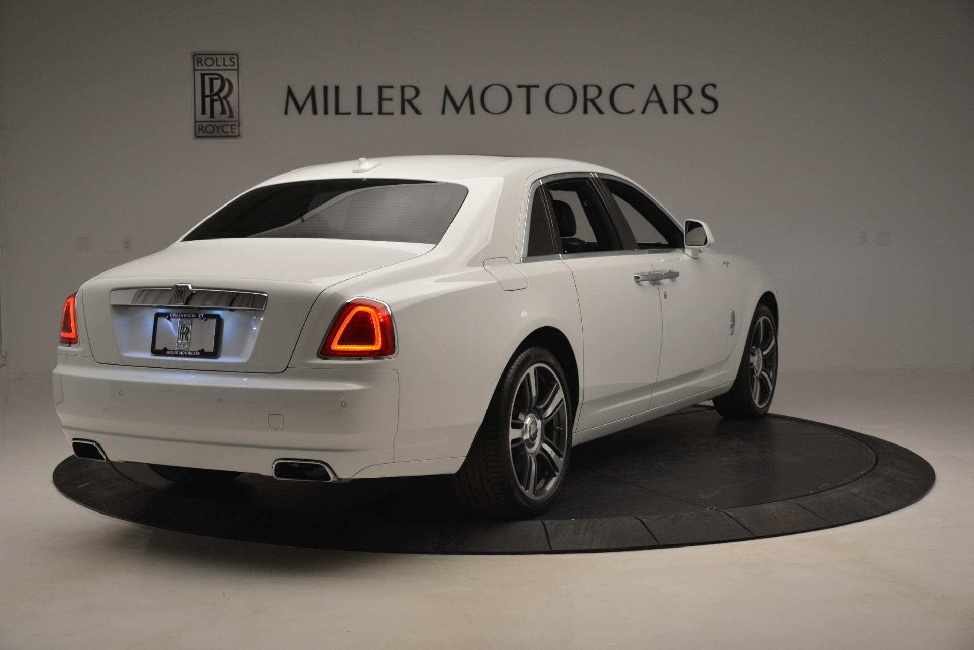 Used 2014 Rolls-Royce Ghost V-Spec For Sale In Westport, CT 2989_p8