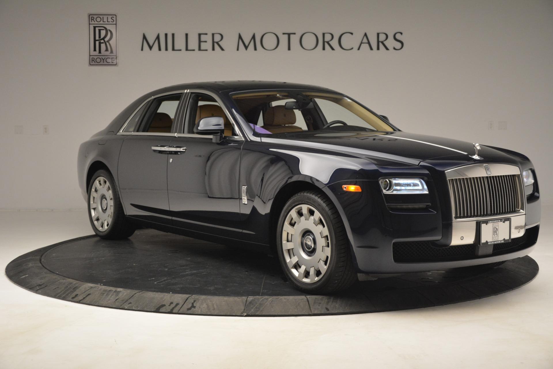 Used 2014 Rolls-Royce Ghost  For Sale In Westport, CT 2990_p11