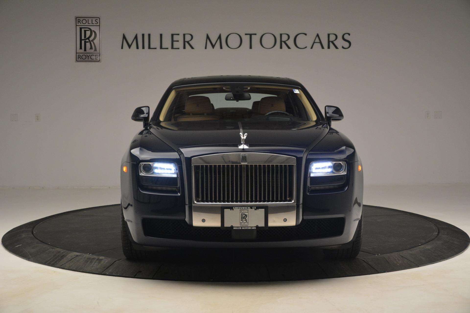 Used 2014 Rolls-Royce Ghost  For Sale In Westport, CT 2990_p2
