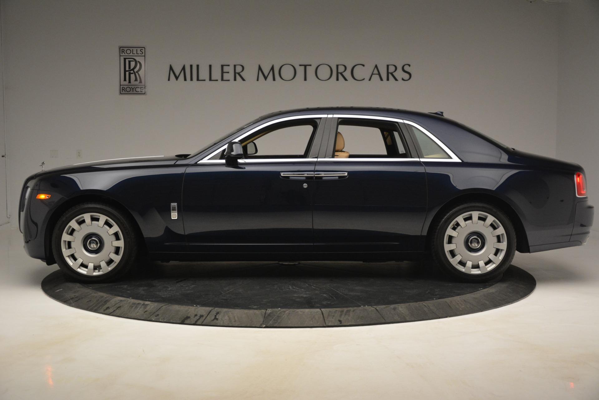 Used 2014 Rolls-Royce Ghost  For Sale In Westport, CT 2990_p4