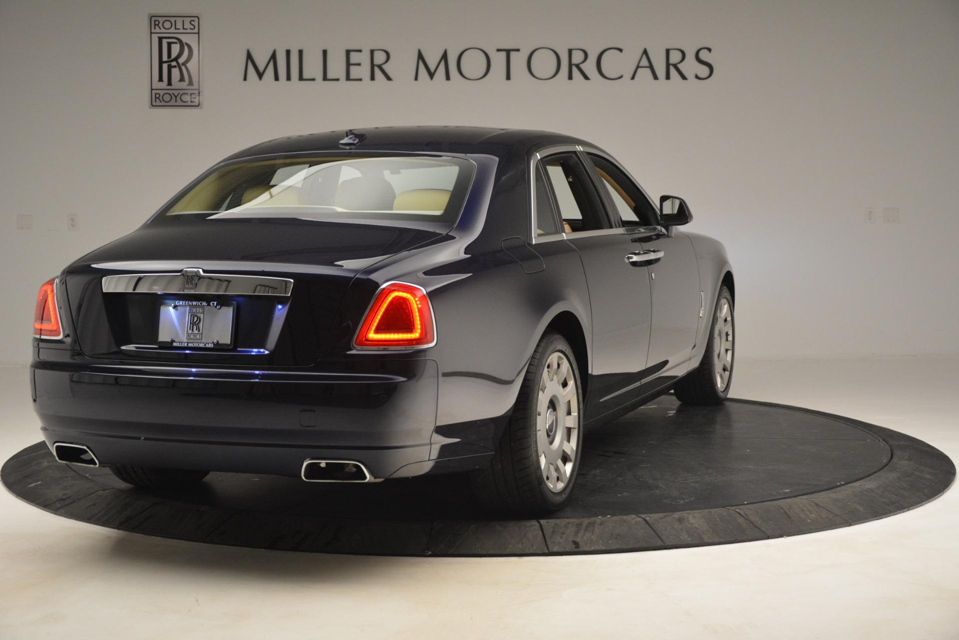 Used 2014 Rolls-Royce Ghost  For Sale In Westport, CT 2990_p7