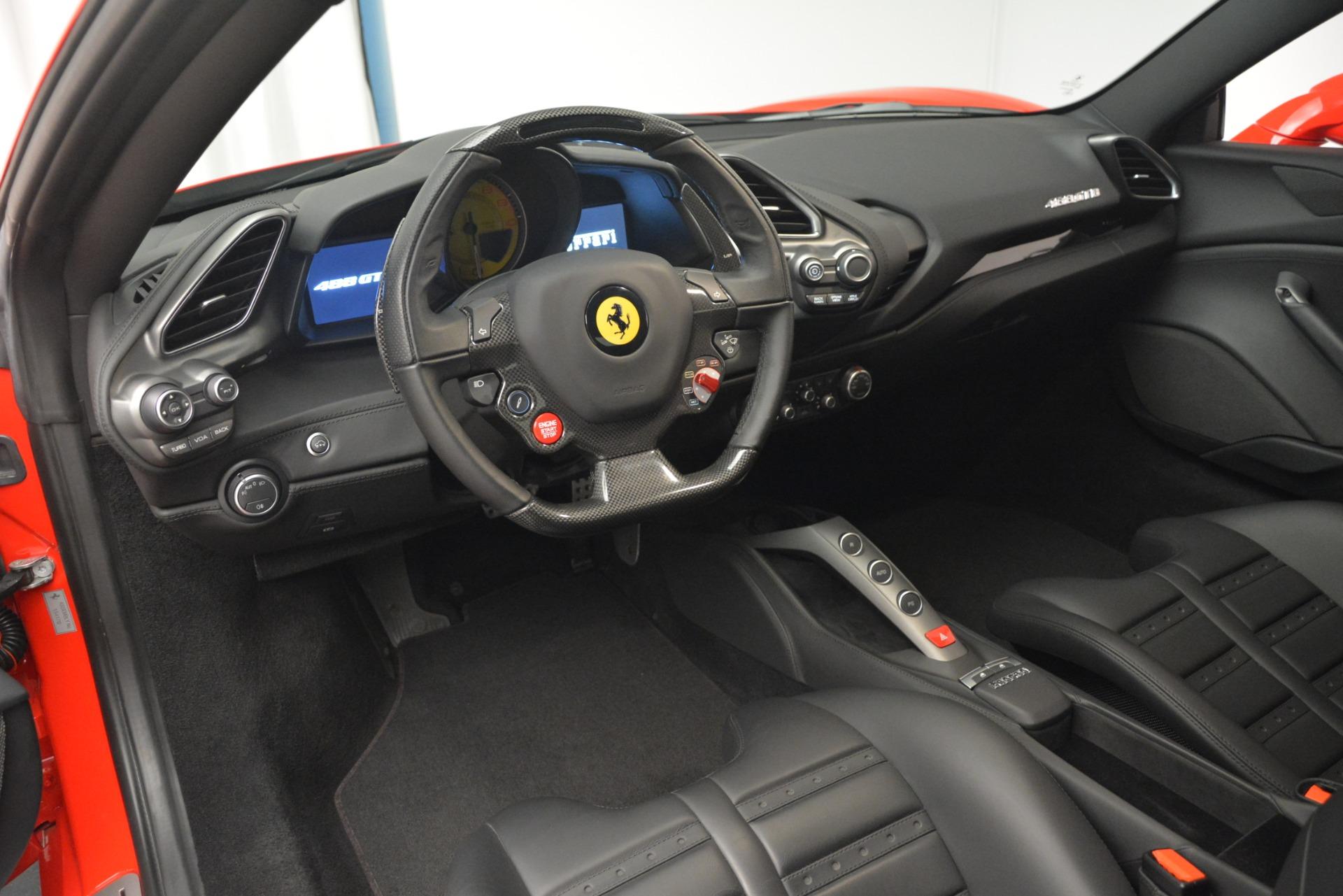 Used 2018 Ferrari 488 GTB  For Sale In Westport, CT 2991_p16