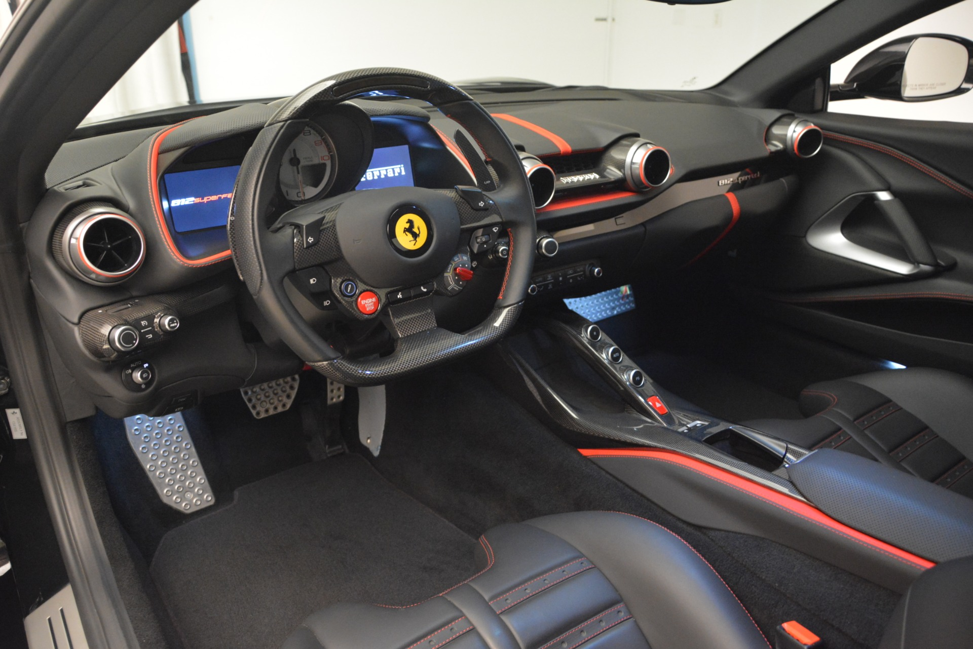 Used 2018 Ferrari 812 Superfast  For Sale In Westport, CT 2992_p13