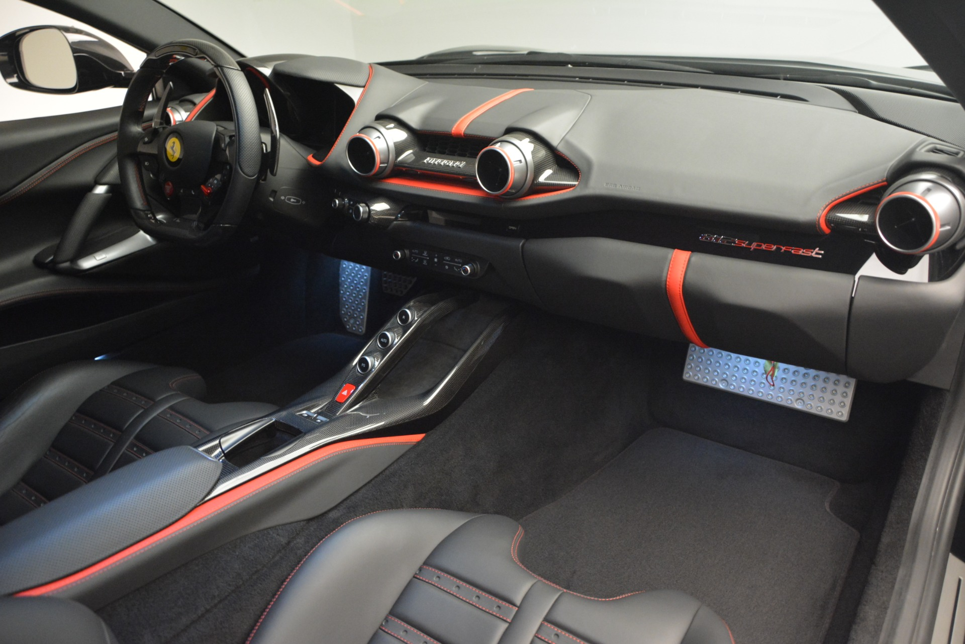 Used 2018 Ferrari 812 Superfast  For Sale In Westport, CT 2992_p17
