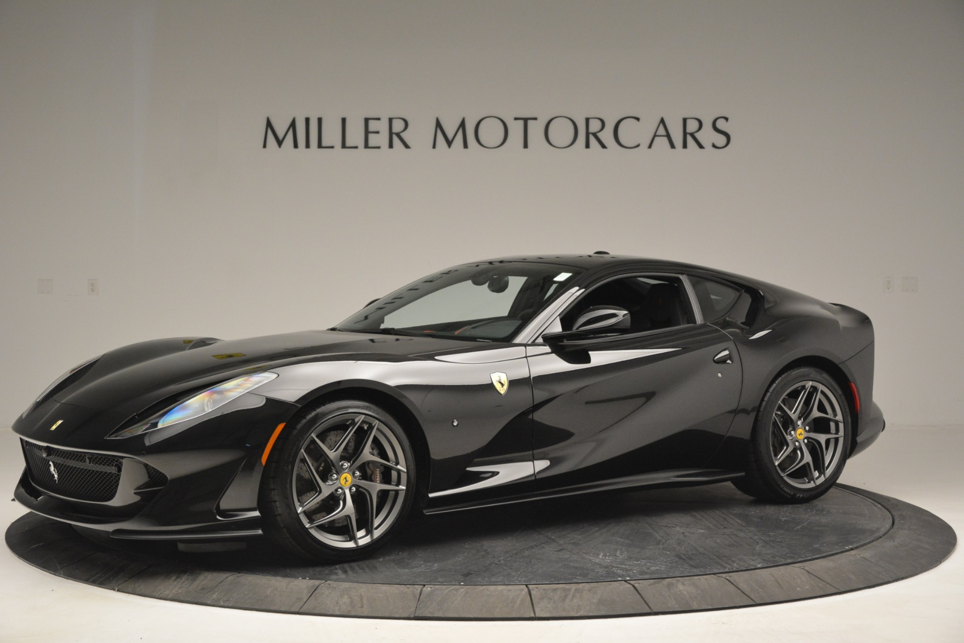 Used 2018 Ferrari 812 Superfast  For Sale In Westport, CT 2992_p2