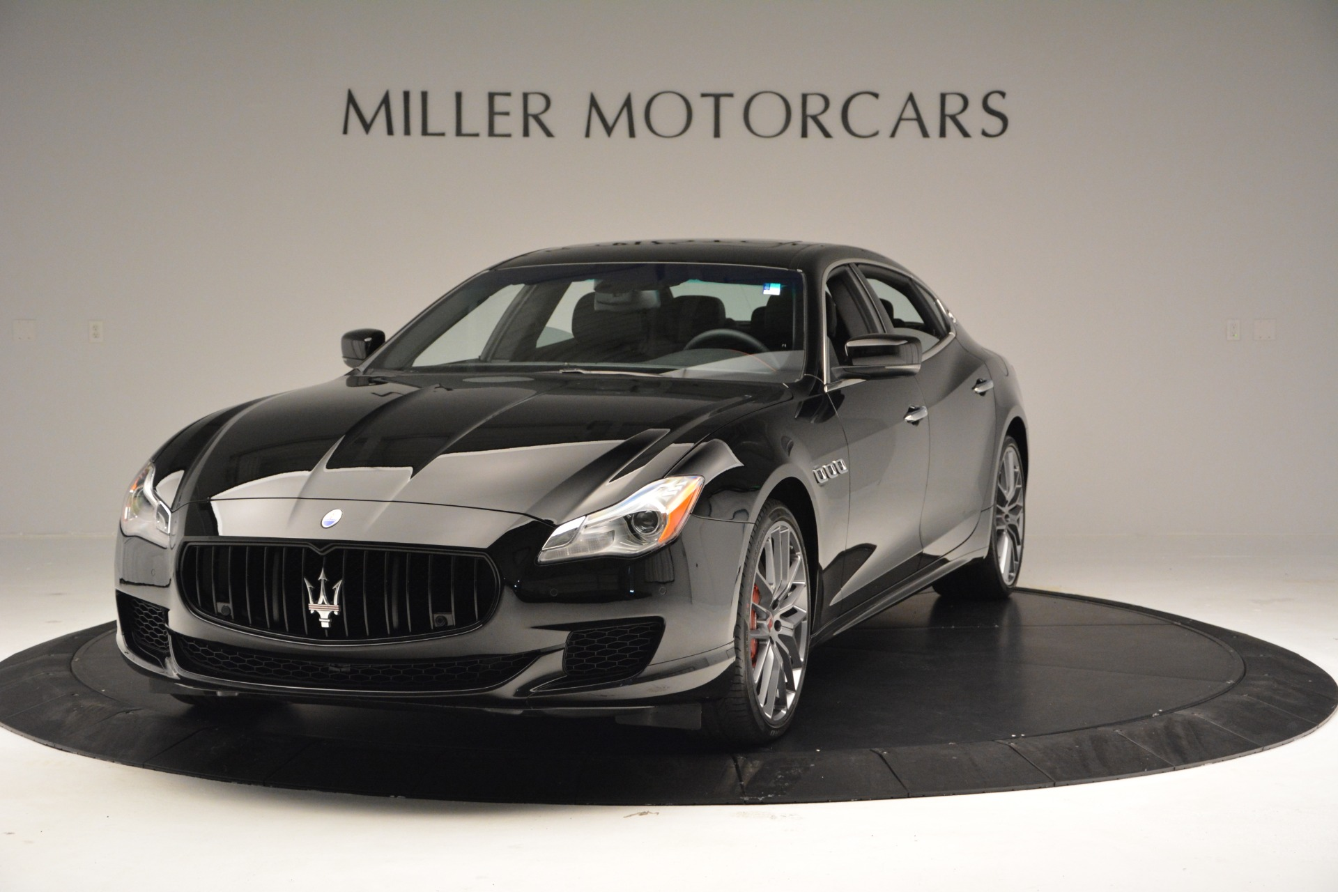 Used 2015 Maserati Quattroporte GTS For Sale In Westport, CT 2993_main