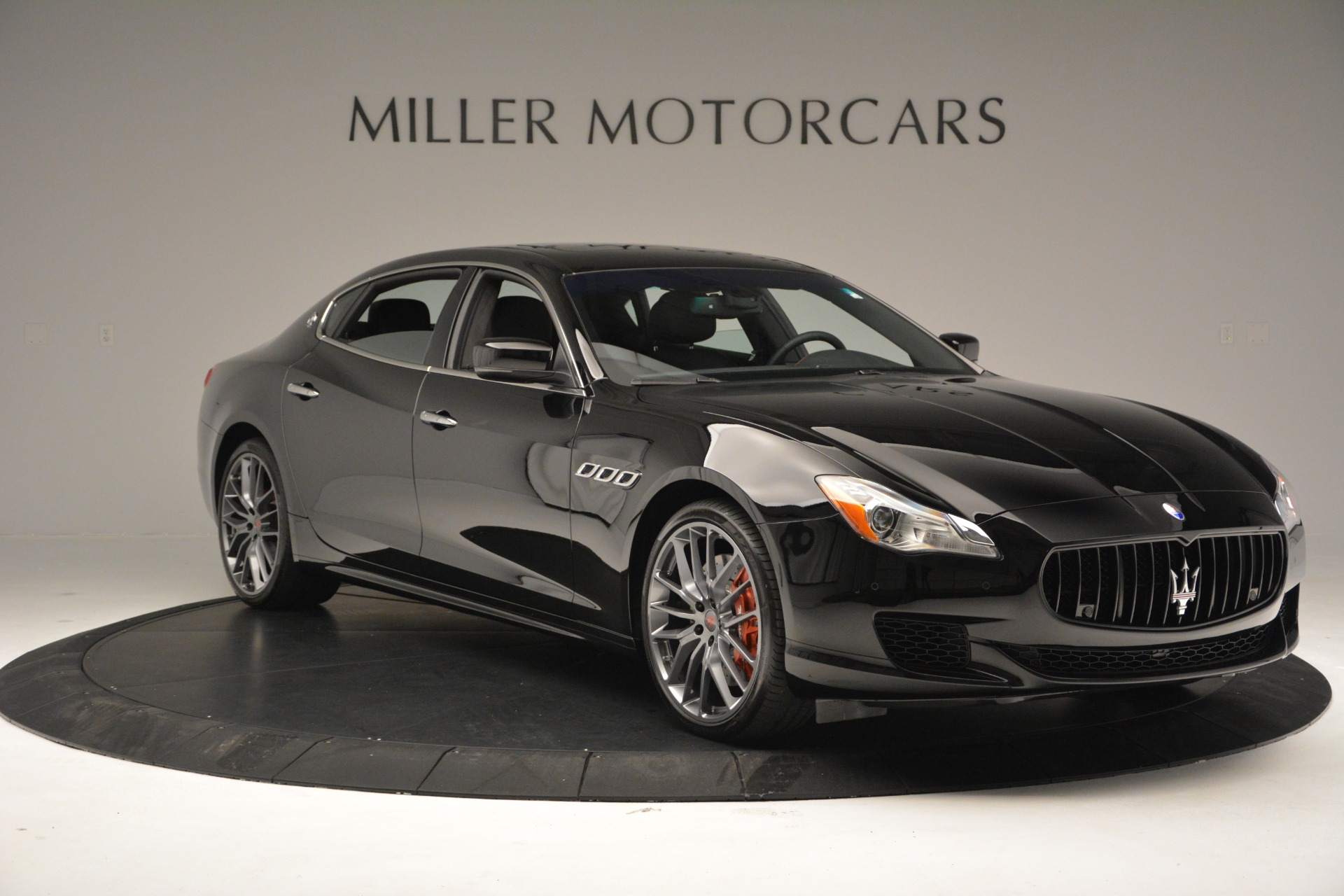 Used 2015 Maserati Quattroporte GTS For Sale In Westport, CT 2993_p11