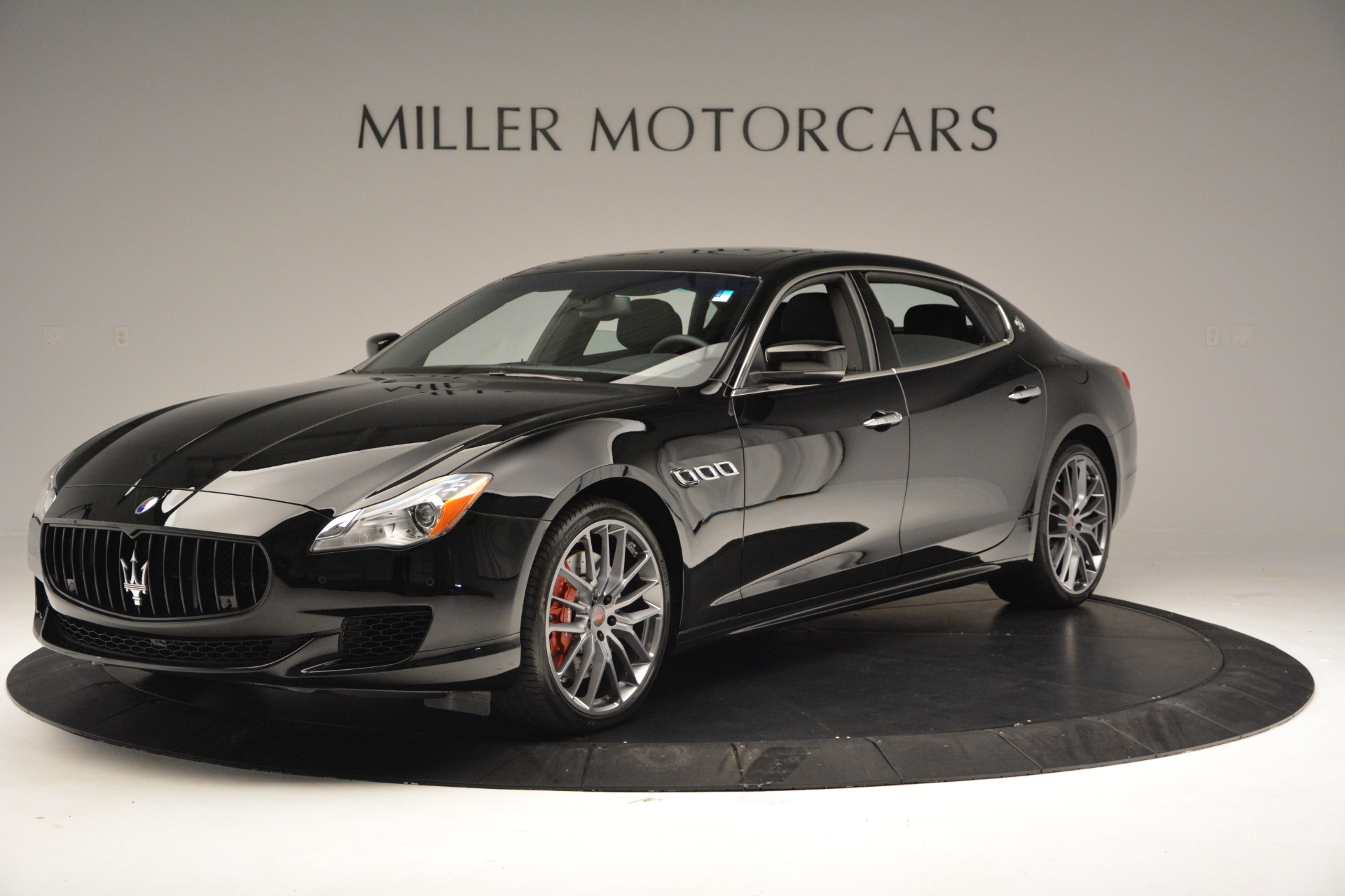 Used 2015 Maserati Quattroporte GTS For Sale In Westport, CT 2993_p2
