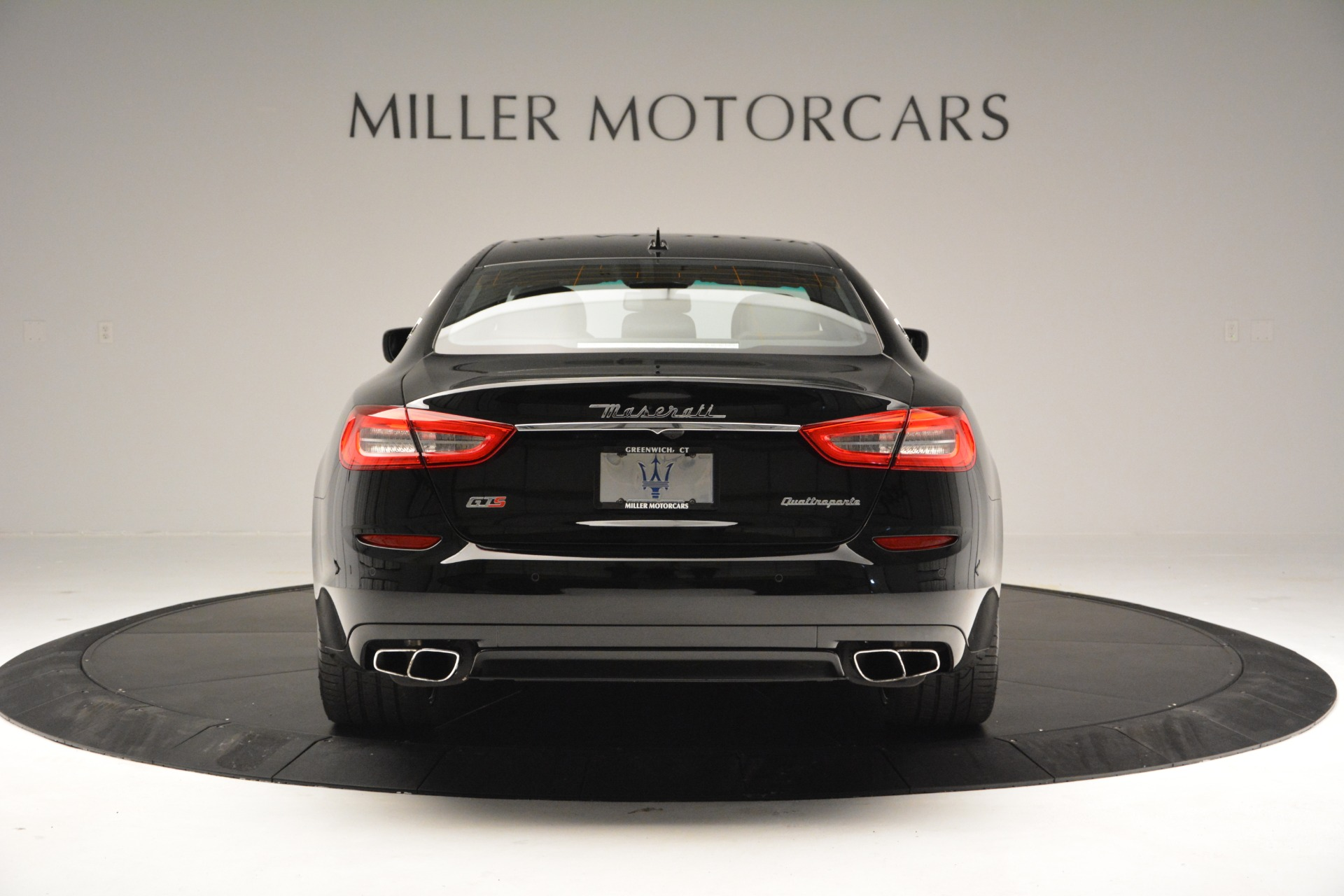 Used 2015 Maserati Quattroporte GTS For Sale In Westport, CT 2993_p6