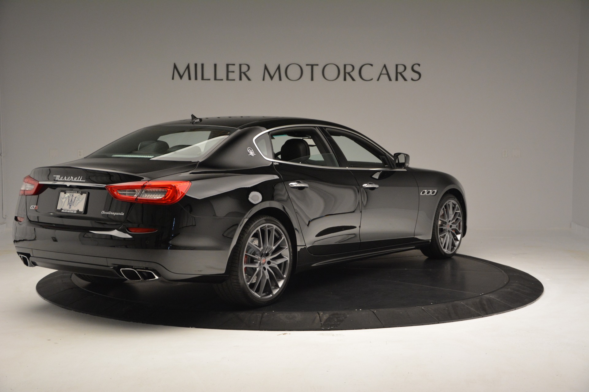 Used 2015 Maserati Quattroporte GTS For Sale In Westport, CT 2993_p7