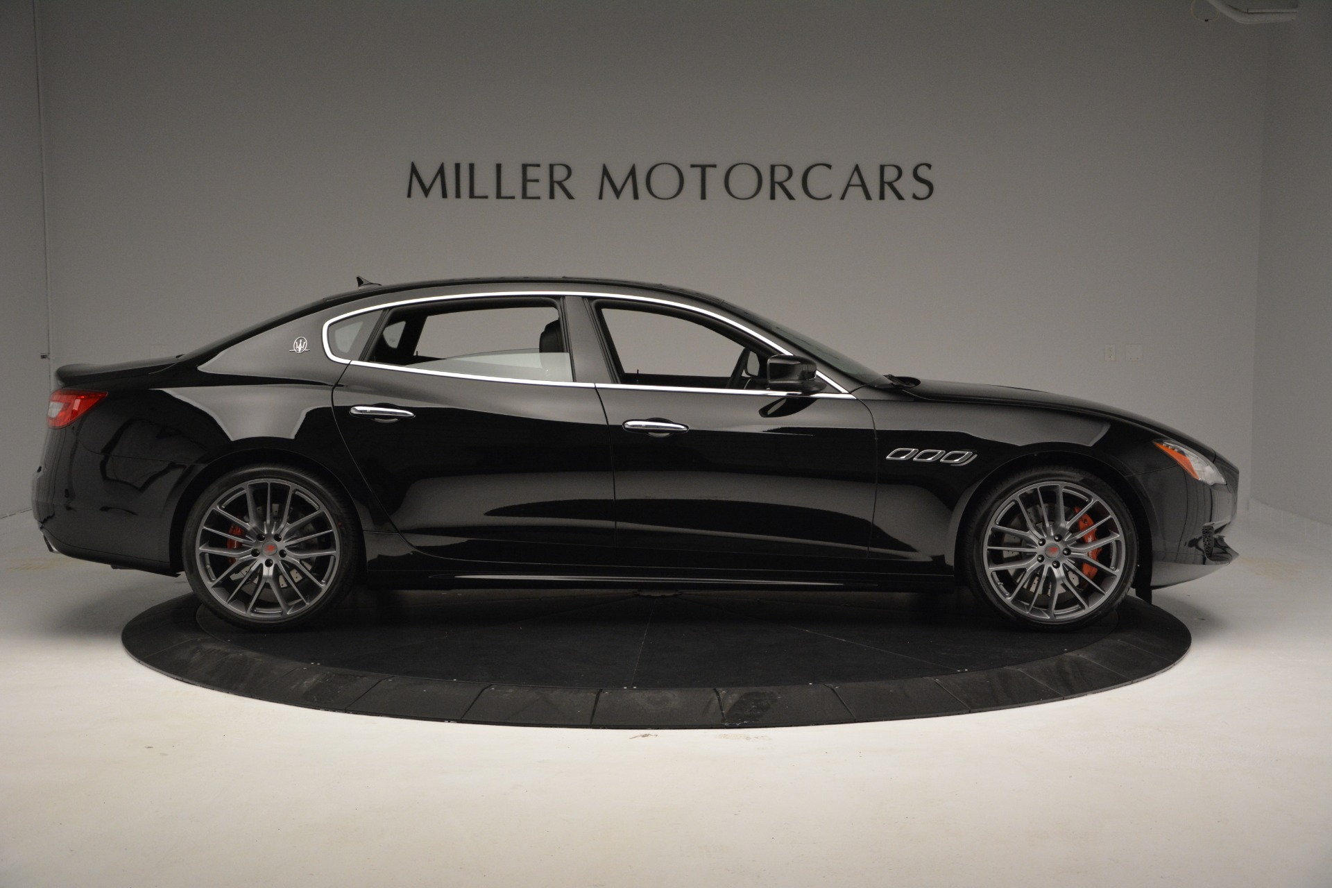 Used 2015 Maserati Quattroporte GTS For Sale In Westport, CT 2993_p9