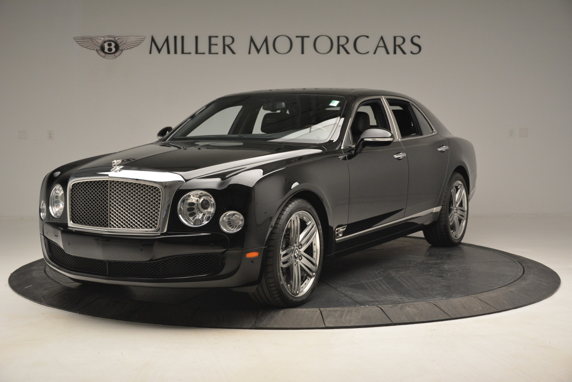 Used 2013 Bentley Mulsanne Le Mans Edition For Sale In Westport, CT 2995_main