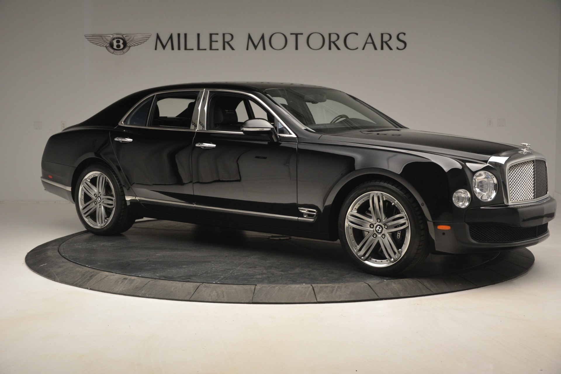 Used 2013 Bentley Mulsanne Le Mans Edition For Sale In Westport, CT 2995_p10