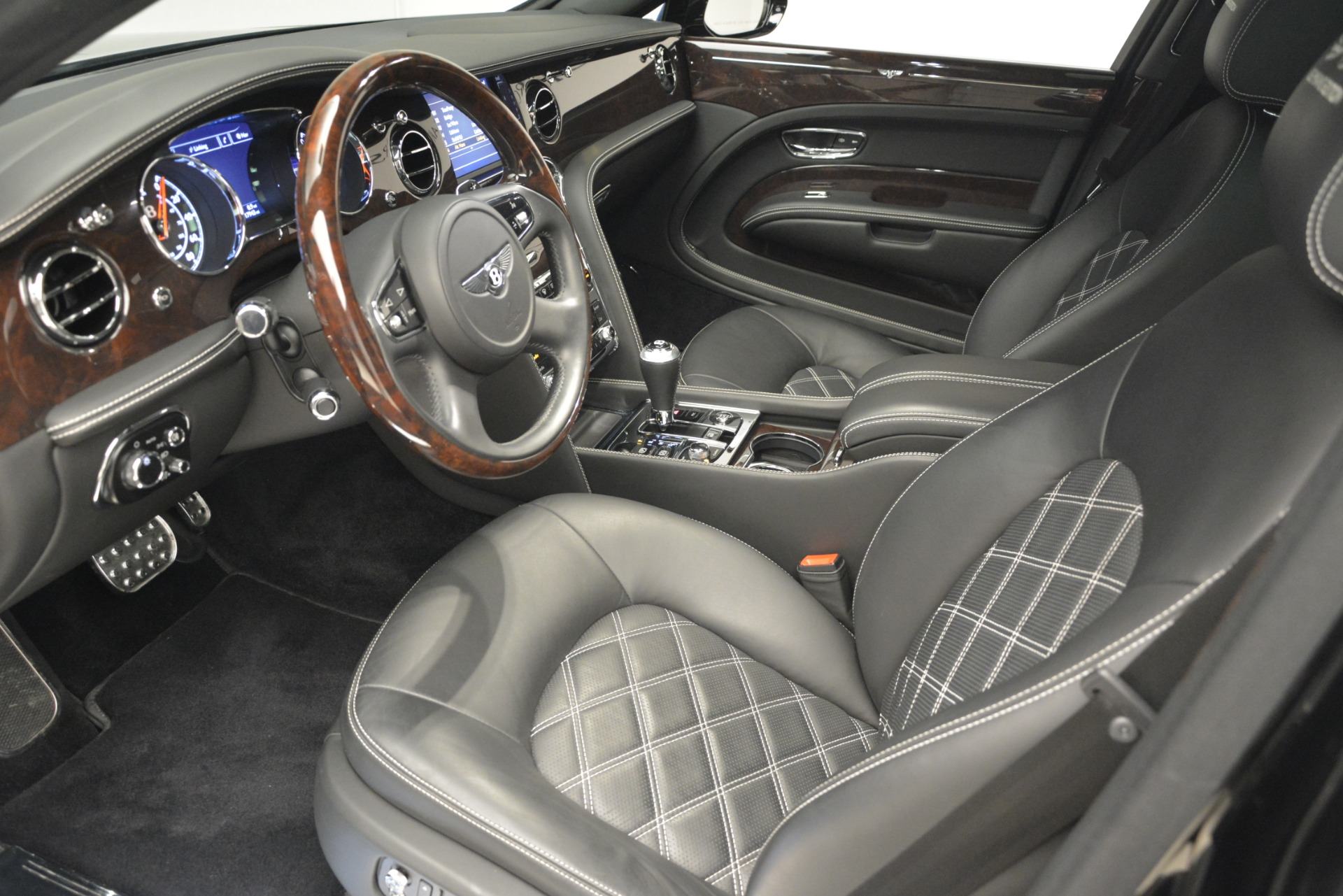 Used 2013 Bentley Mulsanne Le Mans Edition For Sale In Westport, CT 2995_p18