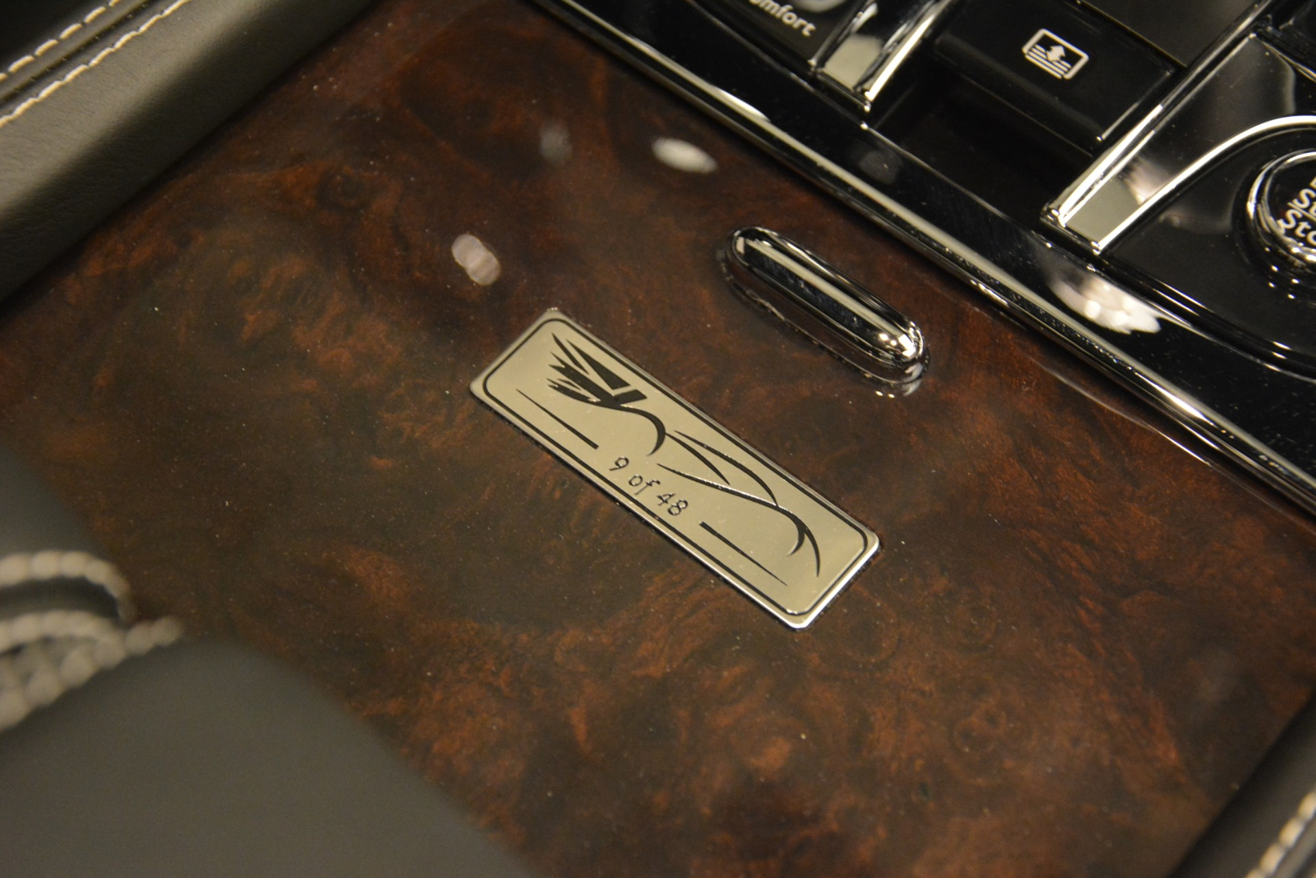 Used 2013 Bentley Mulsanne Le Mans Edition For Sale In Westport, CT 2995_p23