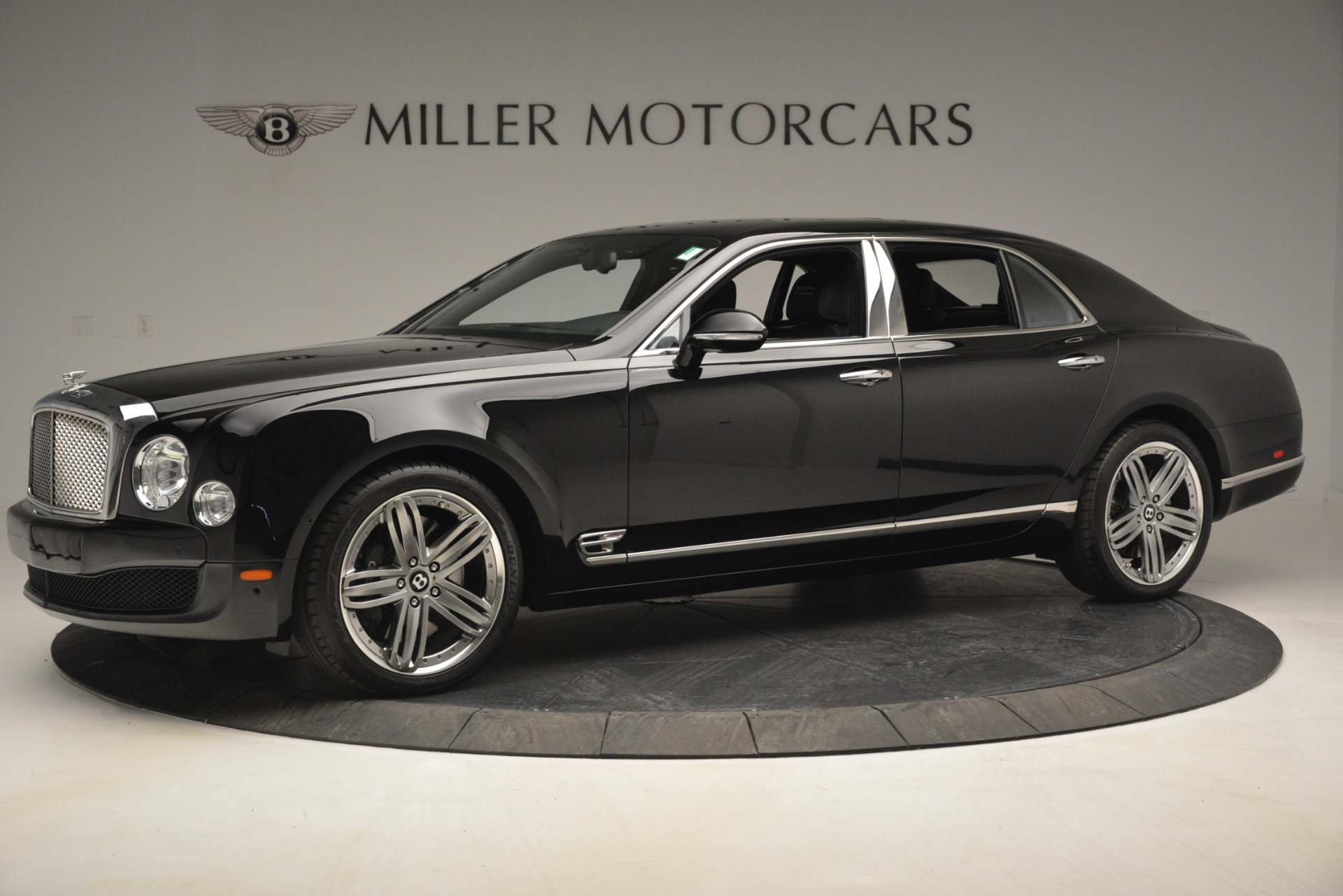 Used 2013 Bentley Mulsanne Le Mans Edition For Sale In Westport, CT 2995_p2