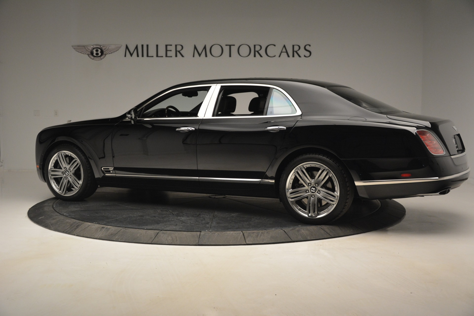 Used 2013 Bentley Mulsanne Le Mans Edition For Sale In Westport, CT 2995_p4