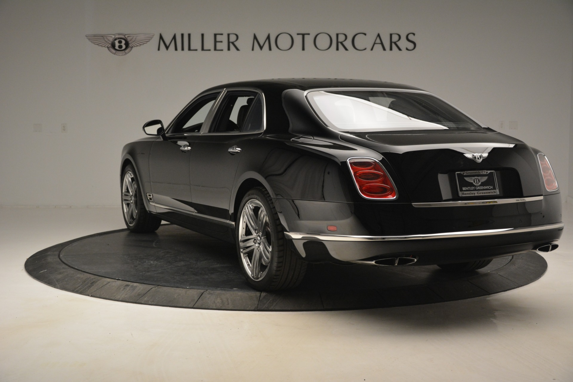 Used 2013 Bentley Mulsanne Le Mans Edition For Sale In Westport, CT 2995_p5