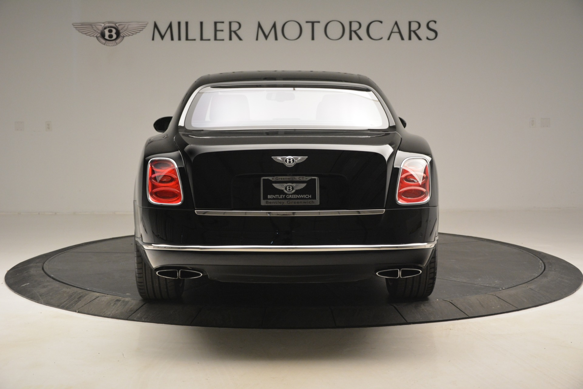 Used 2013 Bentley Mulsanne Le Mans Edition For Sale In Westport, CT 2995_p6