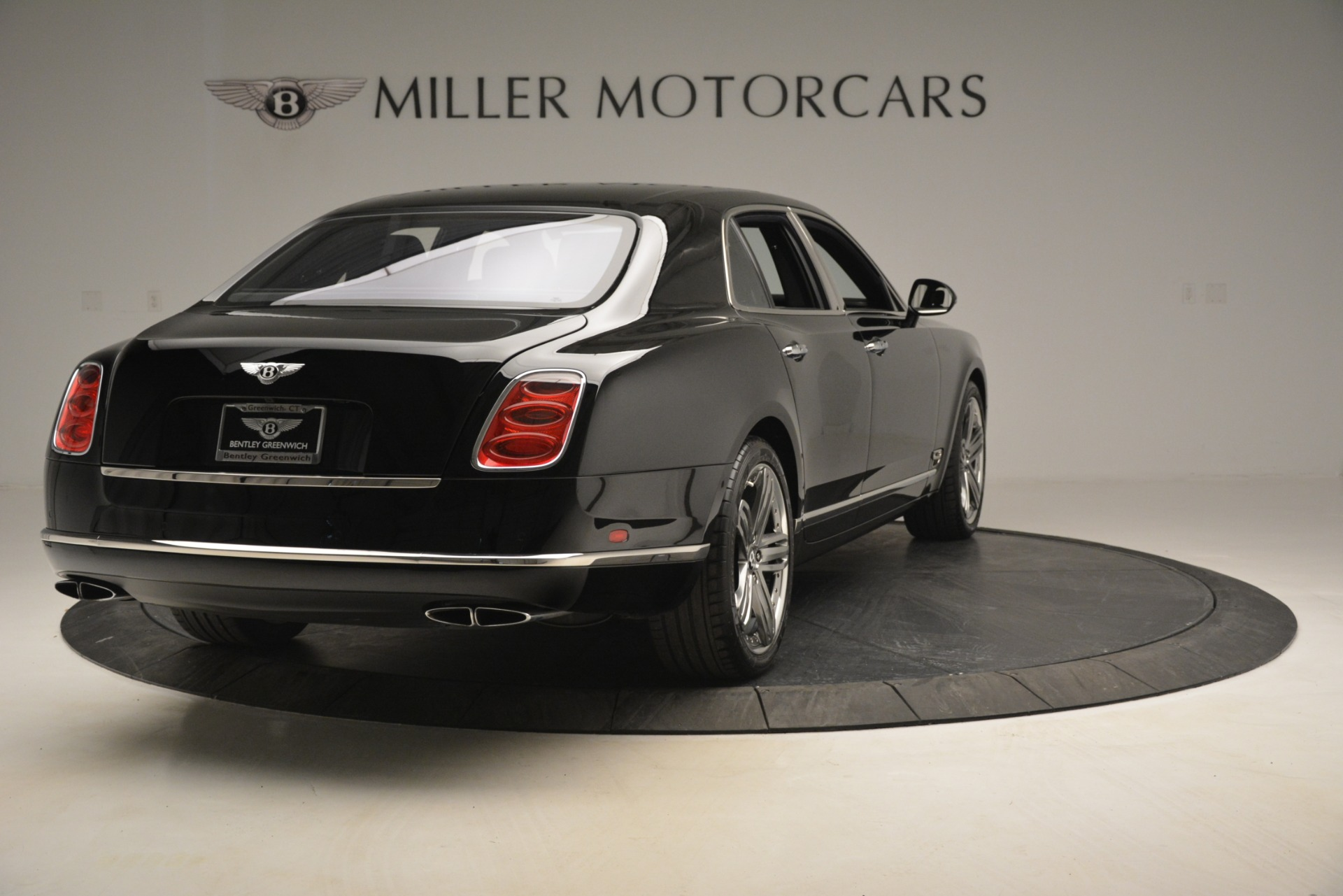 Used 2013 Bentley Mulsanne Le Mans Edition For Sale In Westport, CT 2995_p7