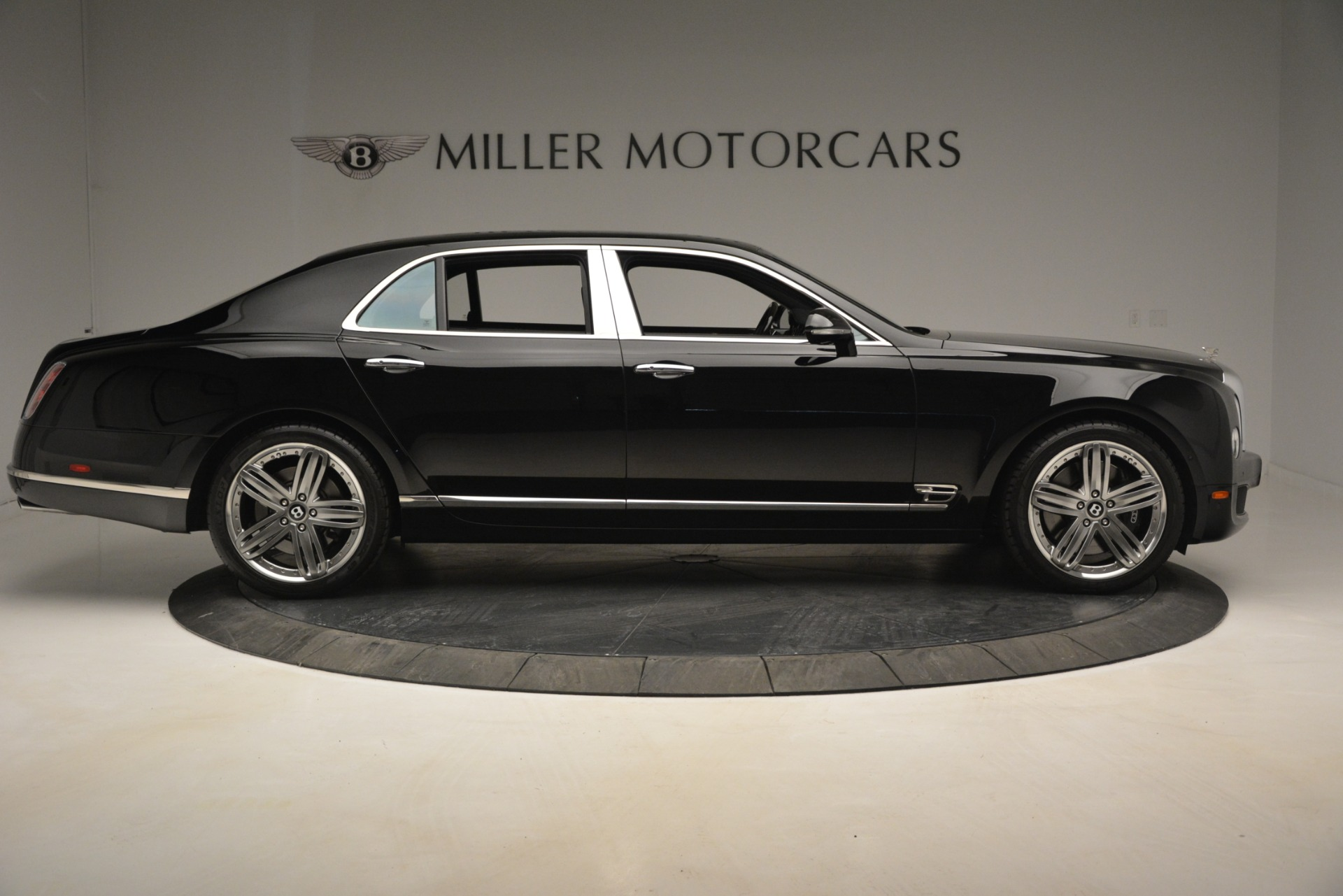 Used 2013 Bentley Mulsanne Le Mans Edition For Sale In Westport, CT 2995_p9