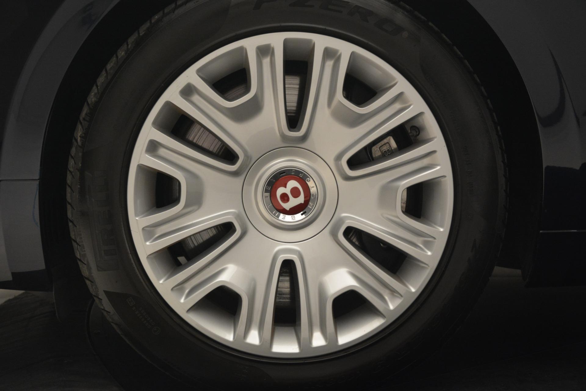 Used 2015 Bentley Flying Spur V8 For Sale In Westport, CT 2997_p14