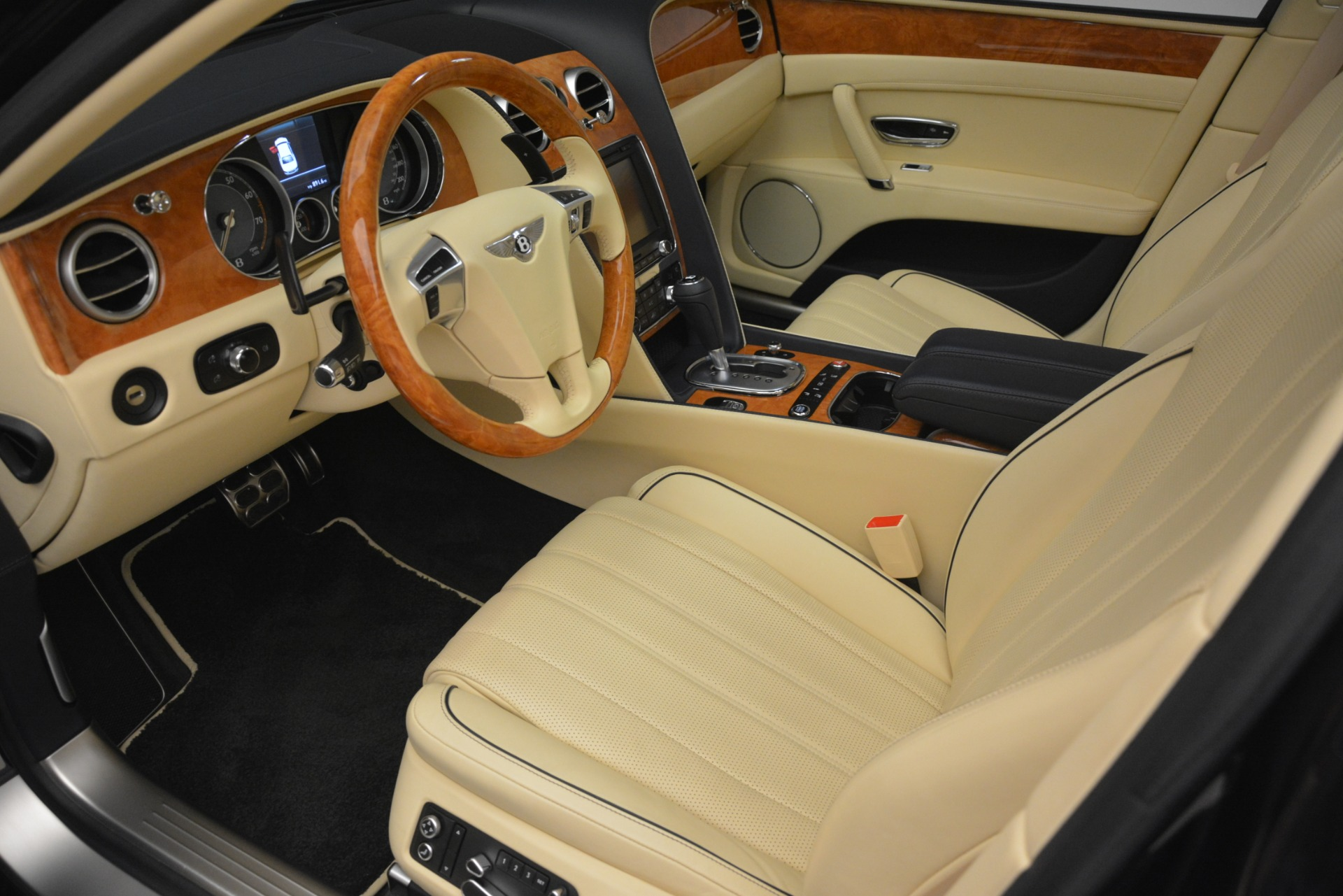 Used 2015 Bentley Flying Spur V8 For Sale In Westport, CT 2997_p16