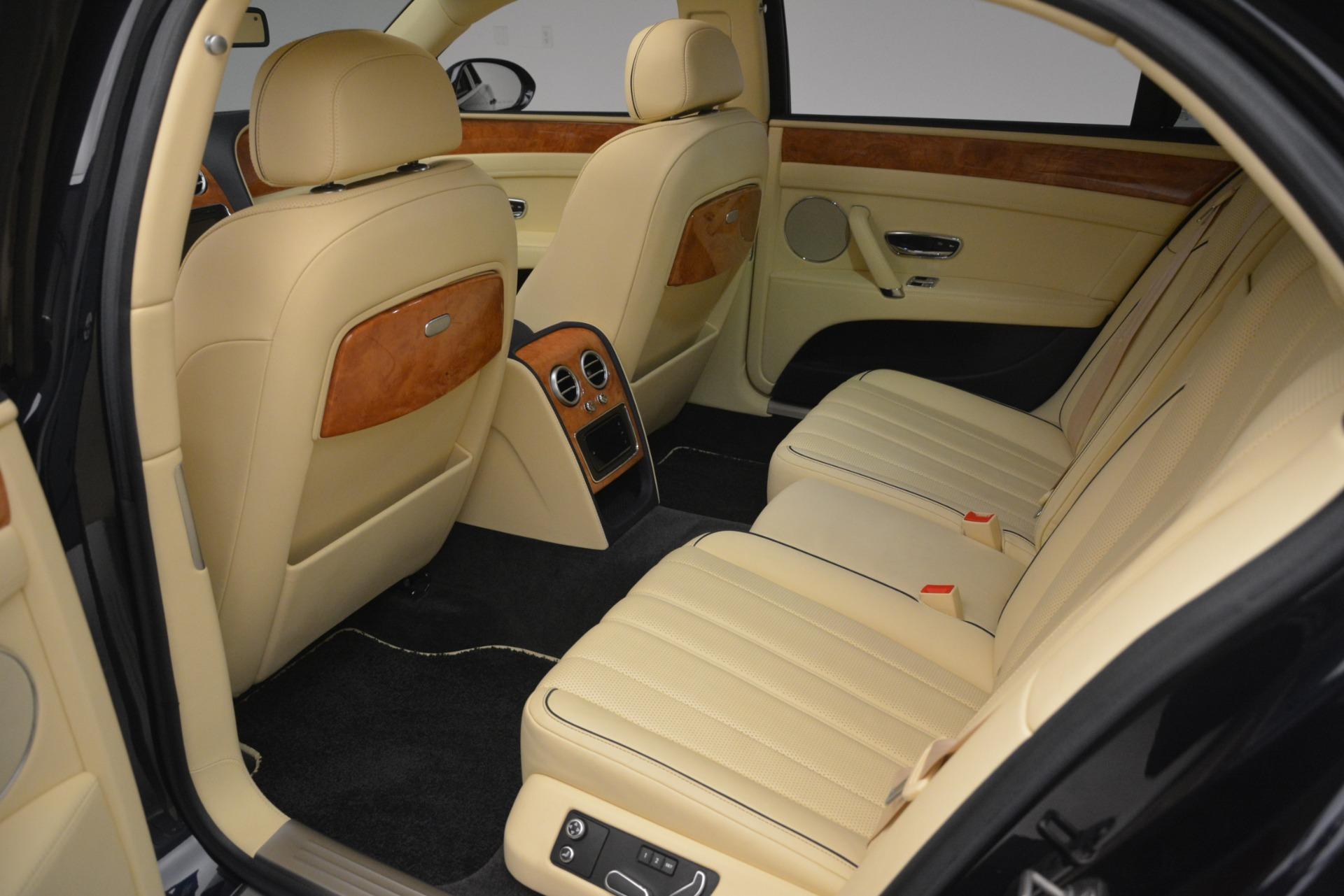 Used 2015 Bentley Flying Spur V8 For Sale In Westport, CT 2997_p23
