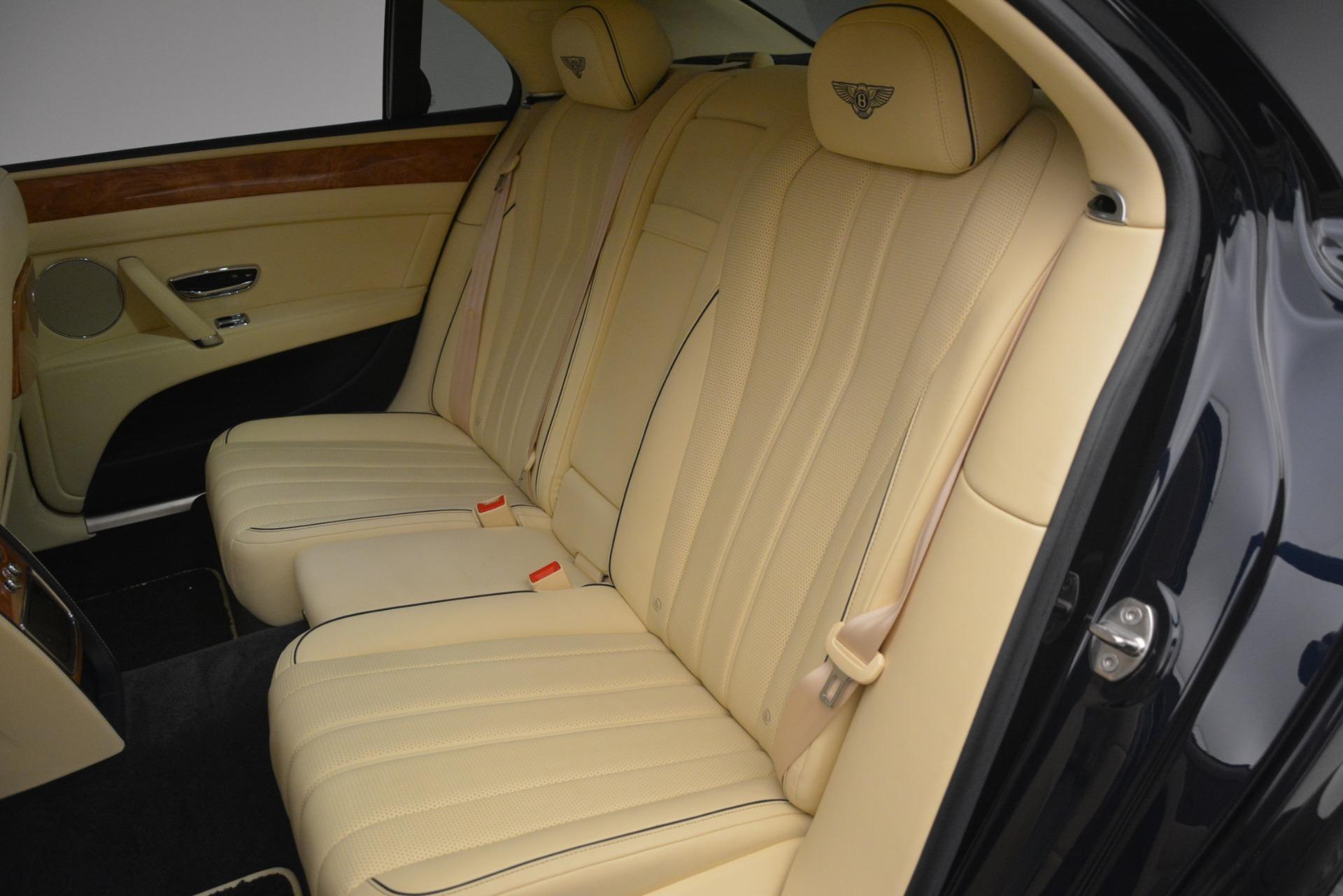Used 2015 Bentley Flying Spur V8 For Sale In Westport, CT 2997_p25