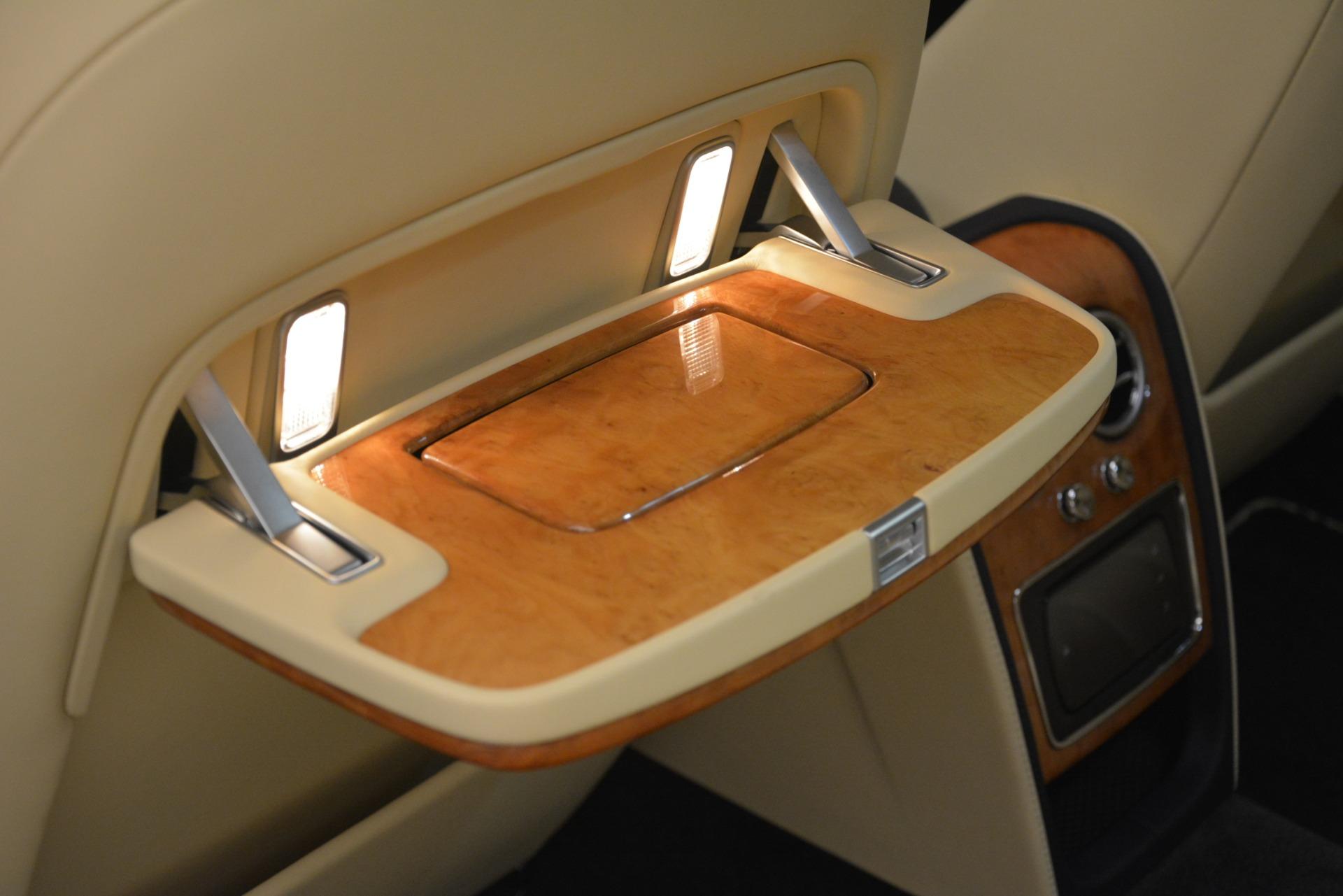 Used 2015 Bentley Flying Spur V8 For Sale In Westport, CT 2997_p26