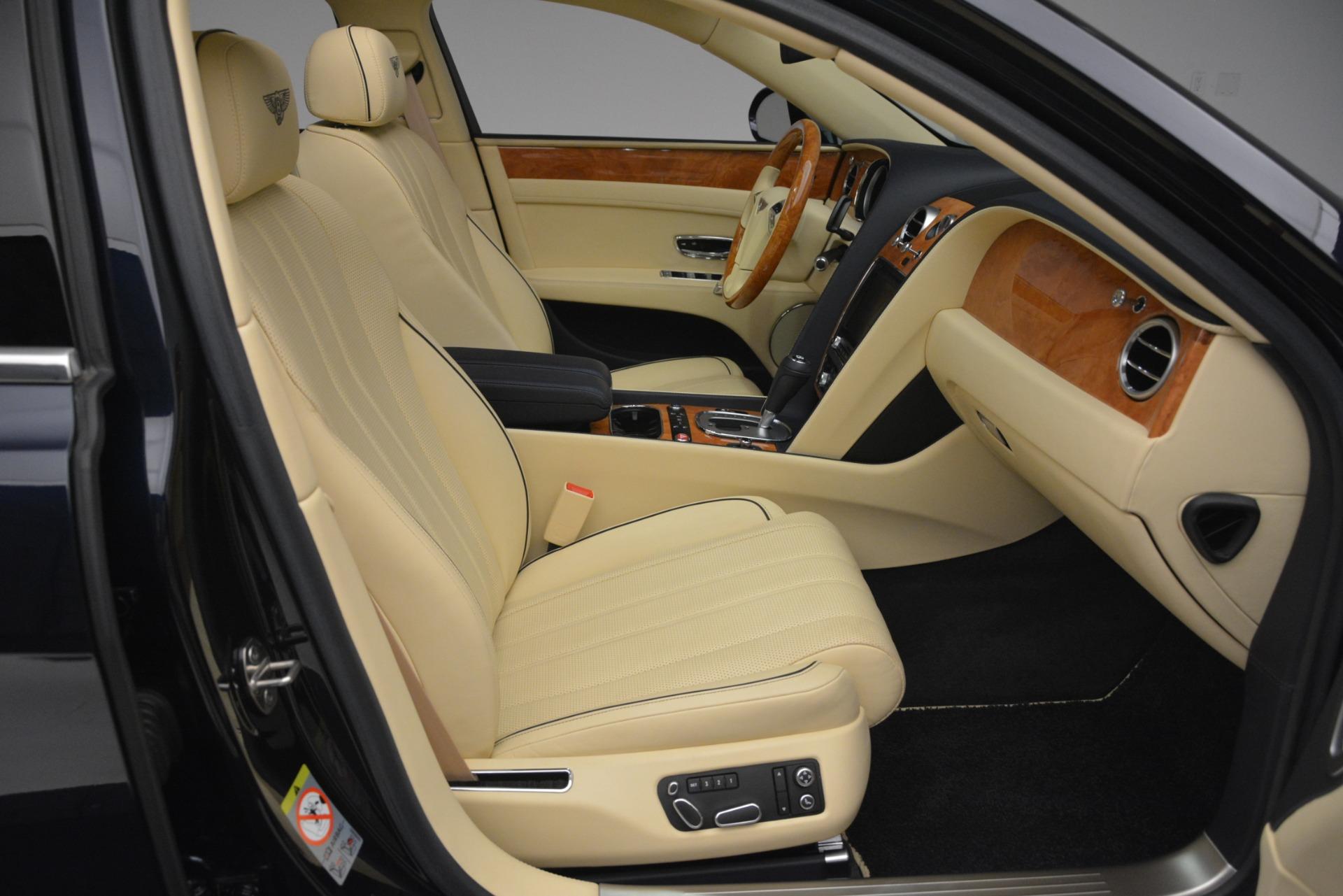 Used 2015 Bentley Flying Spur V8 For Sale In Westport, CT 2997_p30