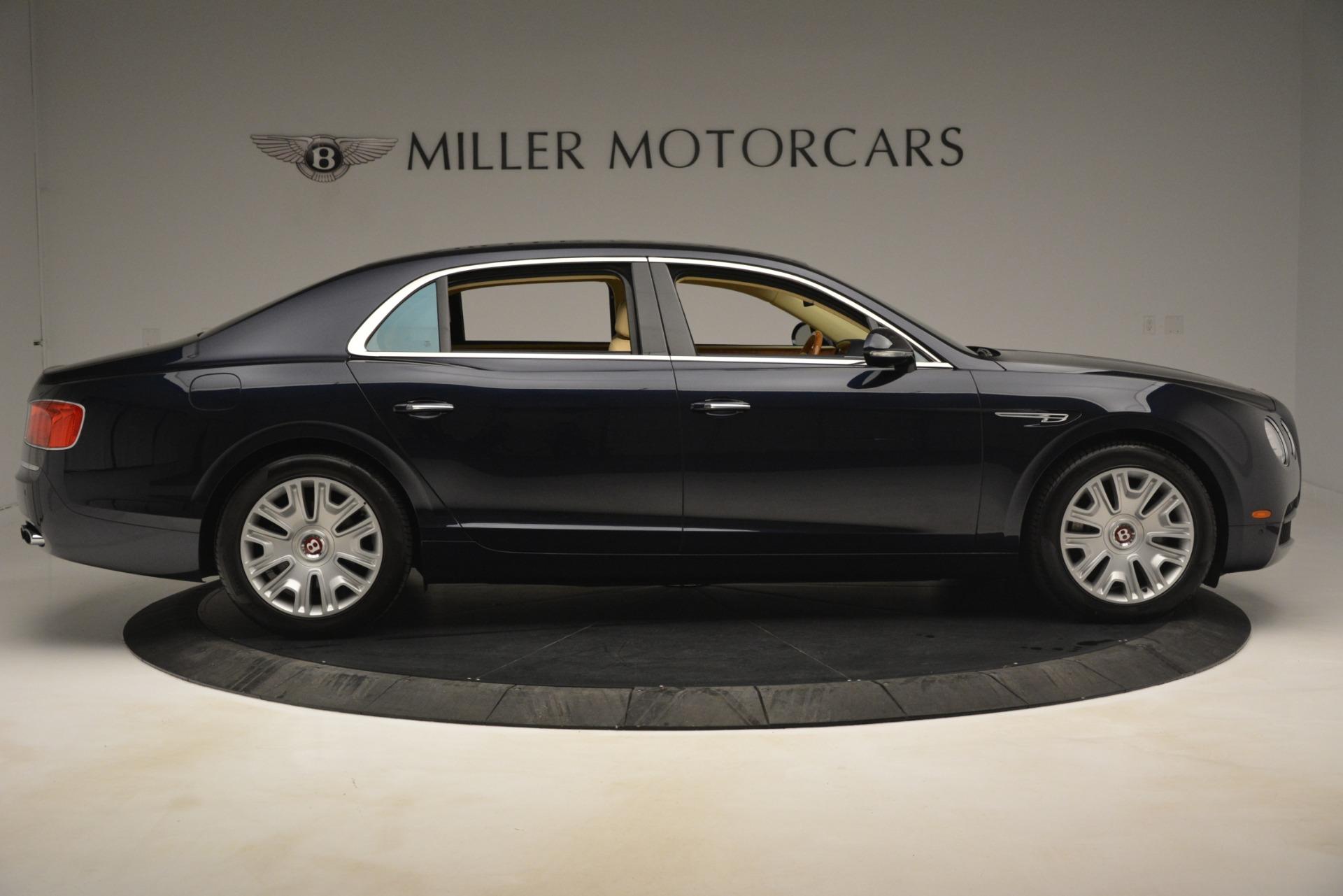 Used 2015 Bentley Flying Spur V8 For Sale In Westport, CT 2997_p8