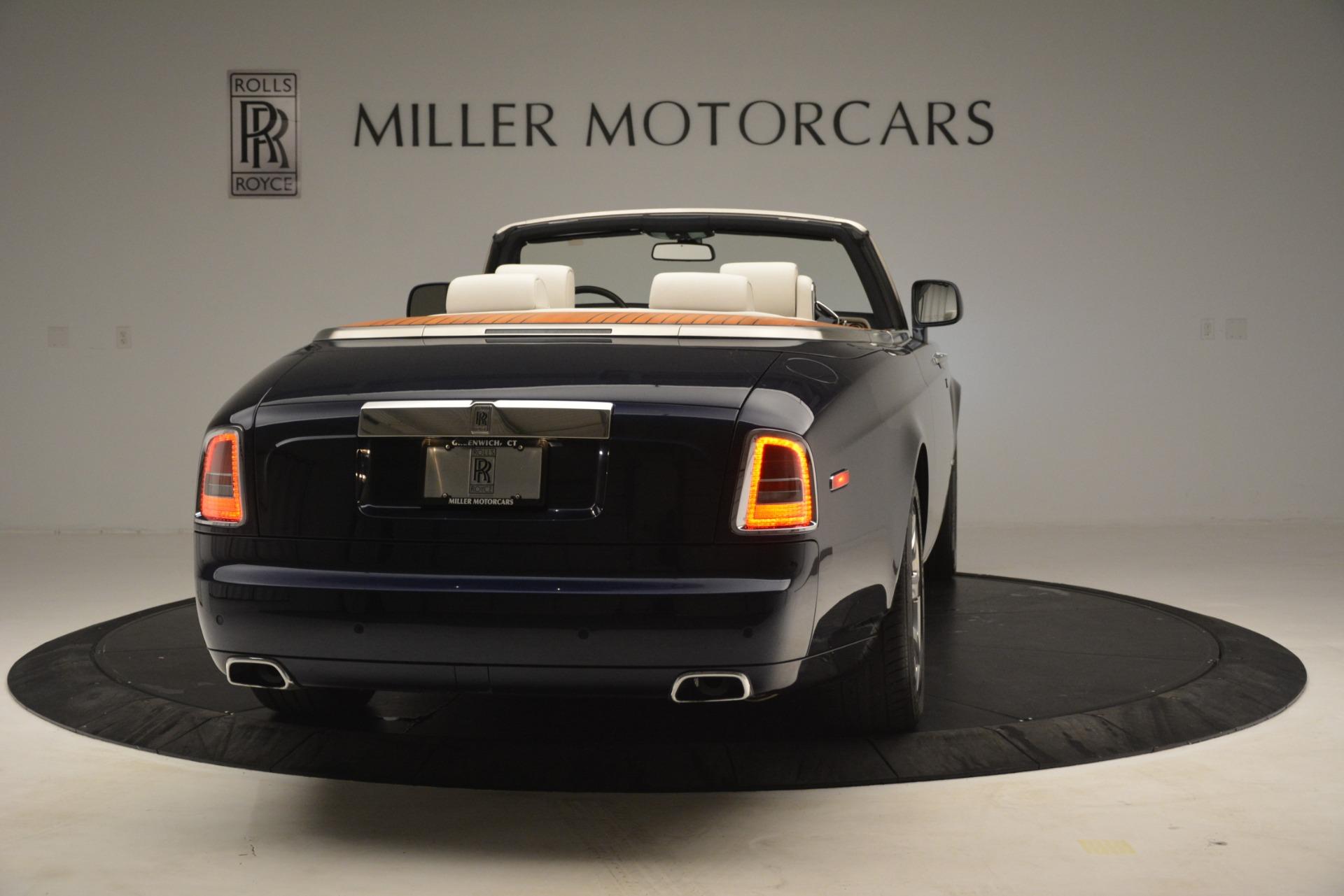 Used 2013 Rolls-Royce Phantom Drophead Coupe  For Sale In Westport, CT 2999_p10