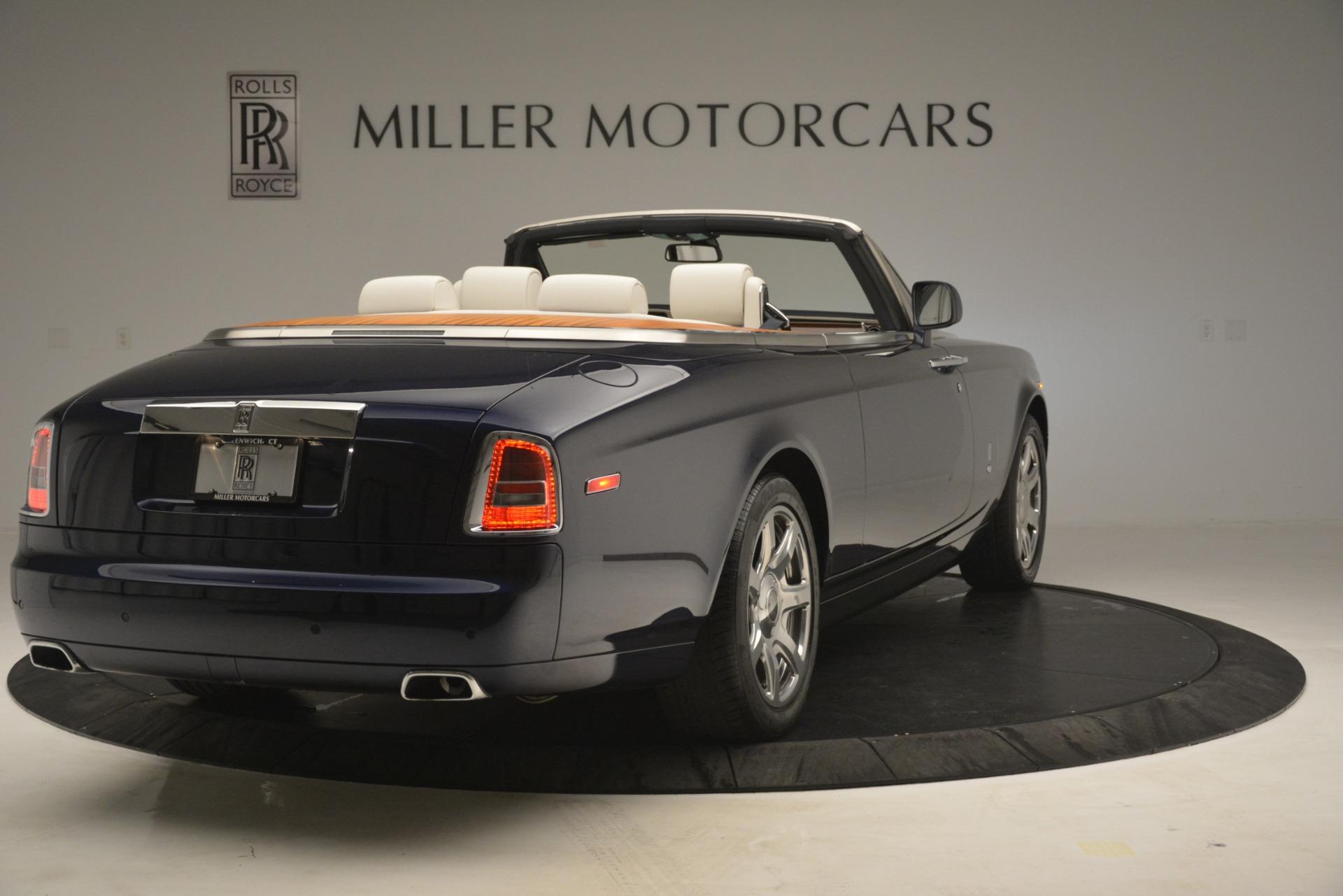 Used 2013 Rolls-Royce Phantom Drophead Coupe  For Sale In Westport, CT 2999_p11