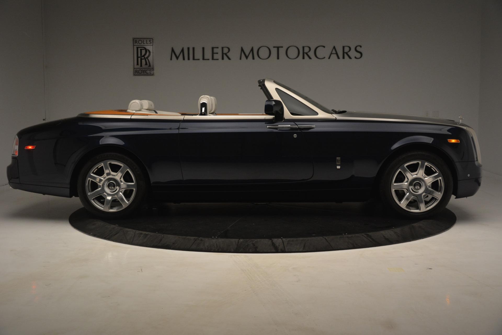 Used 2013 Rolls-Royce Phantom Drophead Coupe  For Sale In Westport, CT 2999_p12