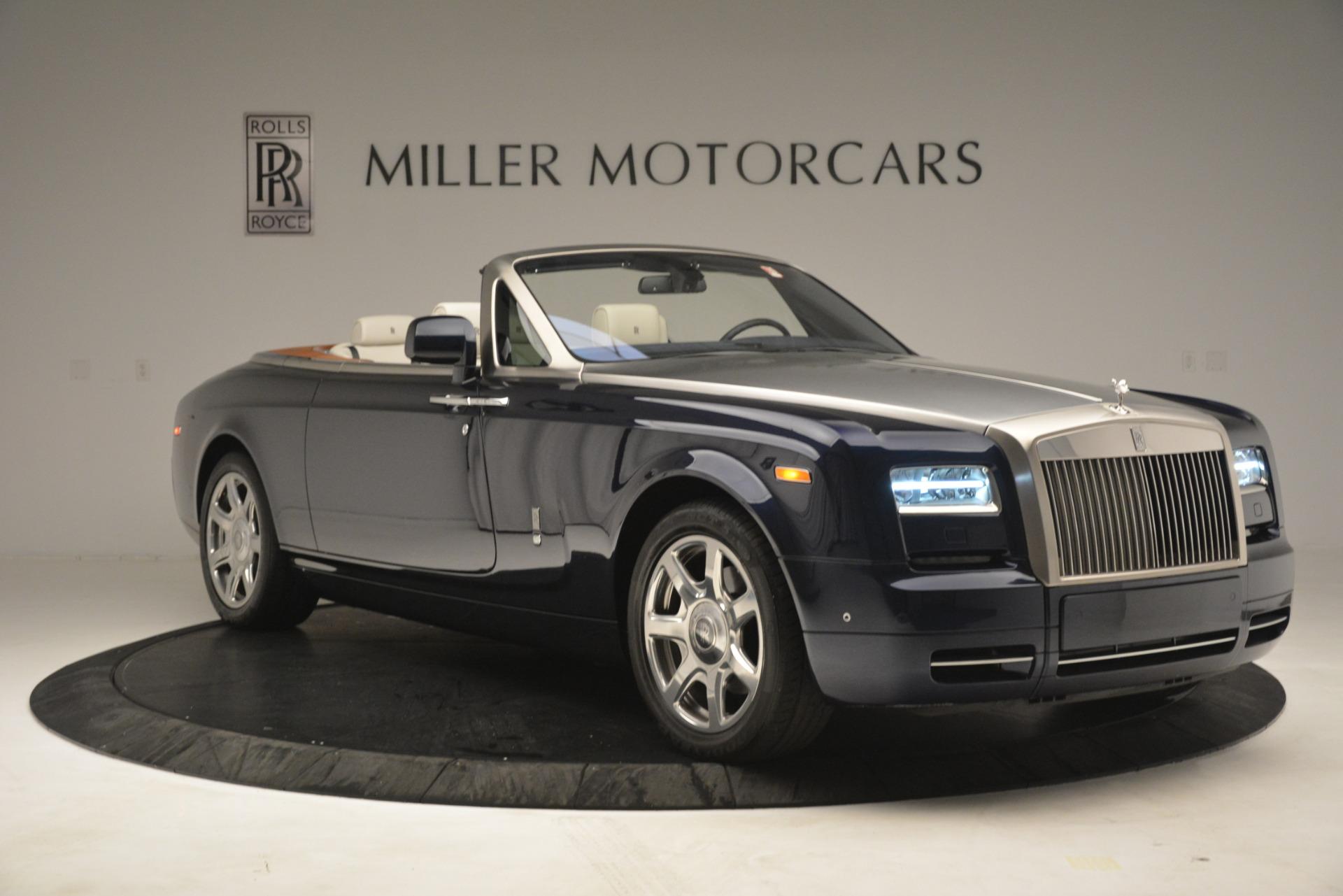 Used 2013 Rolls-Royce Phantom Drophead Coupe  For Sale In Westport, CT 2999_p14