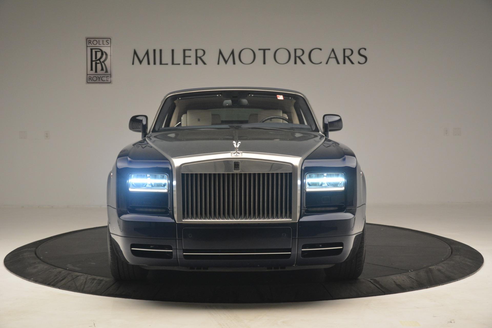 Used 2013 Rolls-Royce Phantom Drophead Coupe  For Sale In Westport, CT 2999_p15