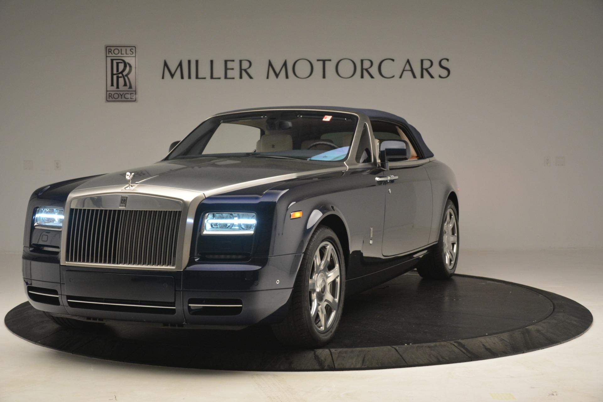 Used 2013 Rolls-Royce Phantom Drophead Coupe  For Sale In Westport, CT 2999_p17