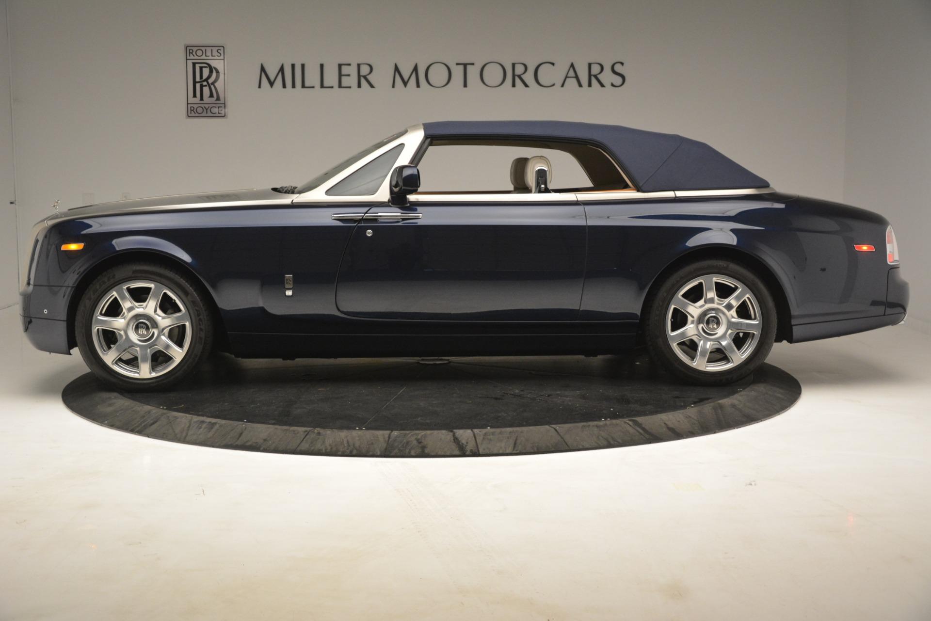 Used 2013 Rolls-Royce Phantom Drophead Coupe  For Sale In Westport, CT 2999_p18